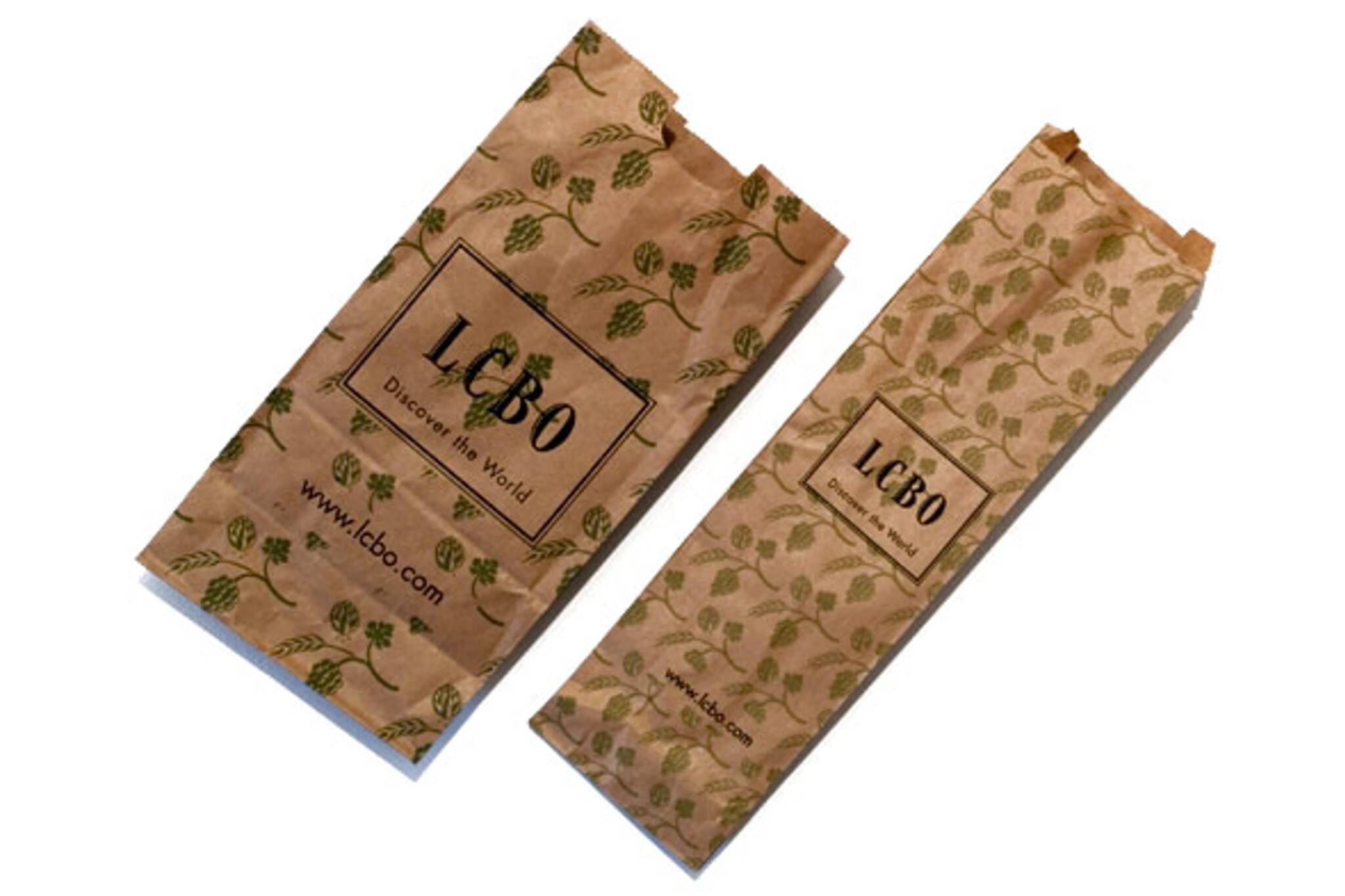 new lcbo paper bags
