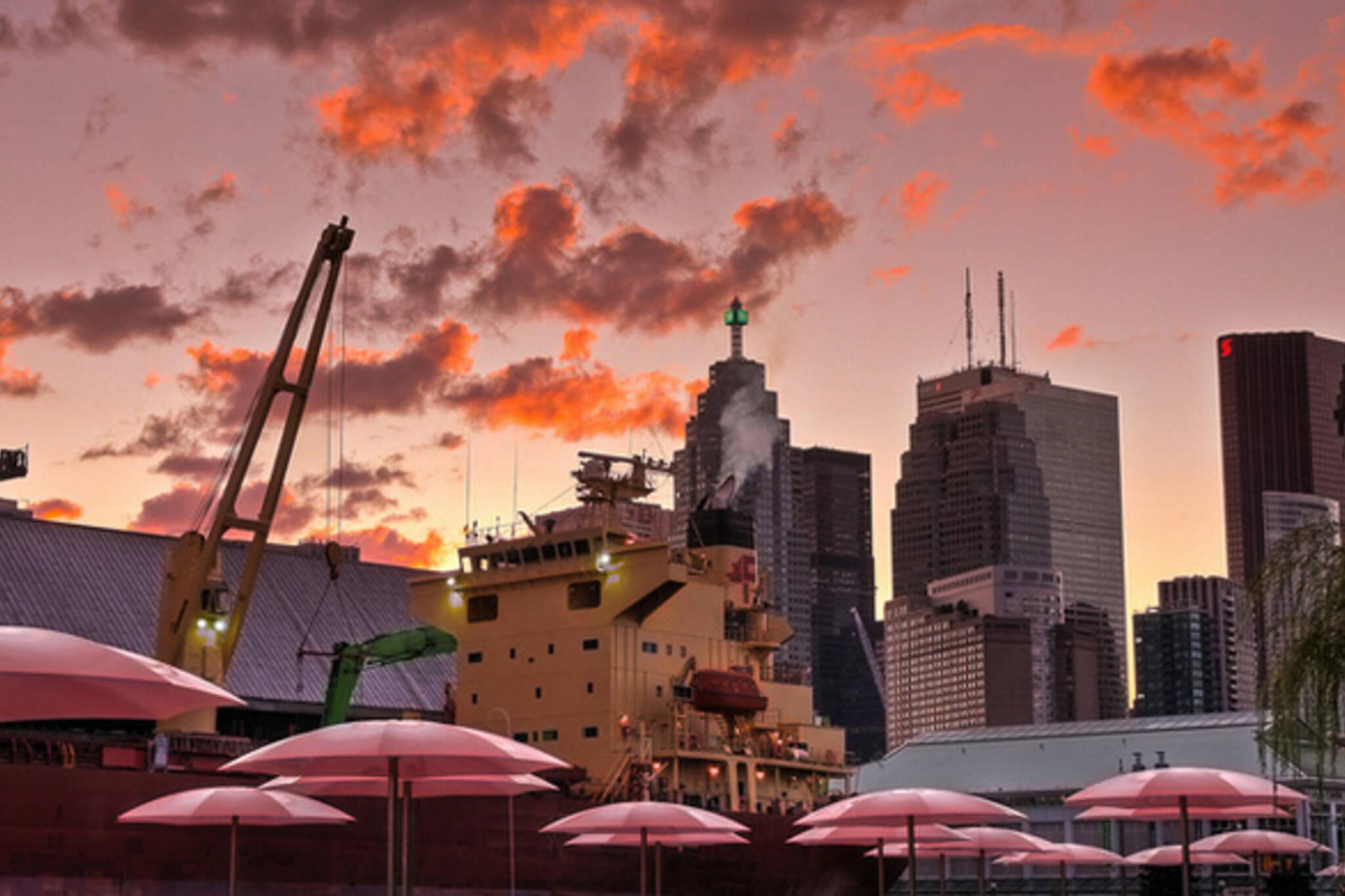Toronto Time-lapse