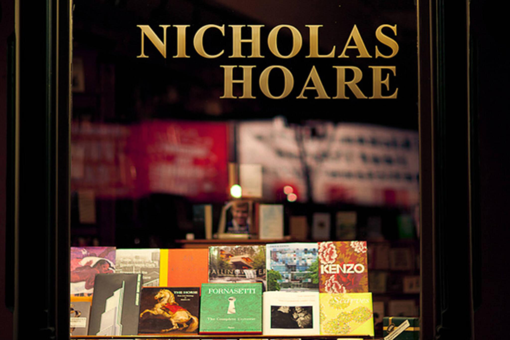 Nicholas Hoare