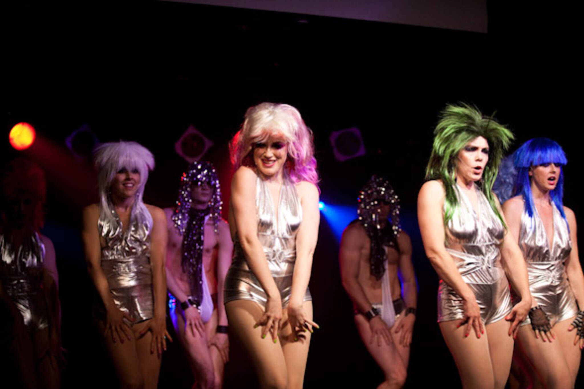 Les Coquettes Burlesque