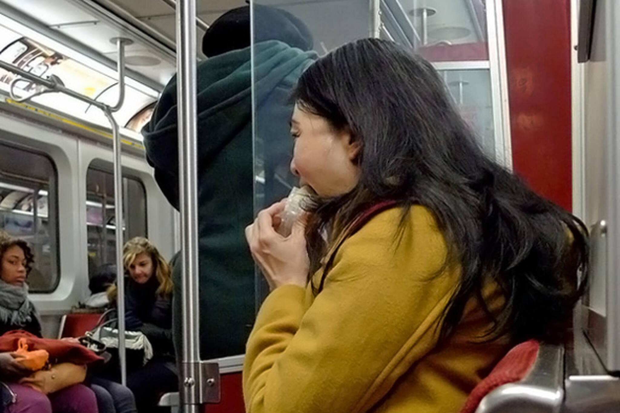TTC Gross Nasty Transit