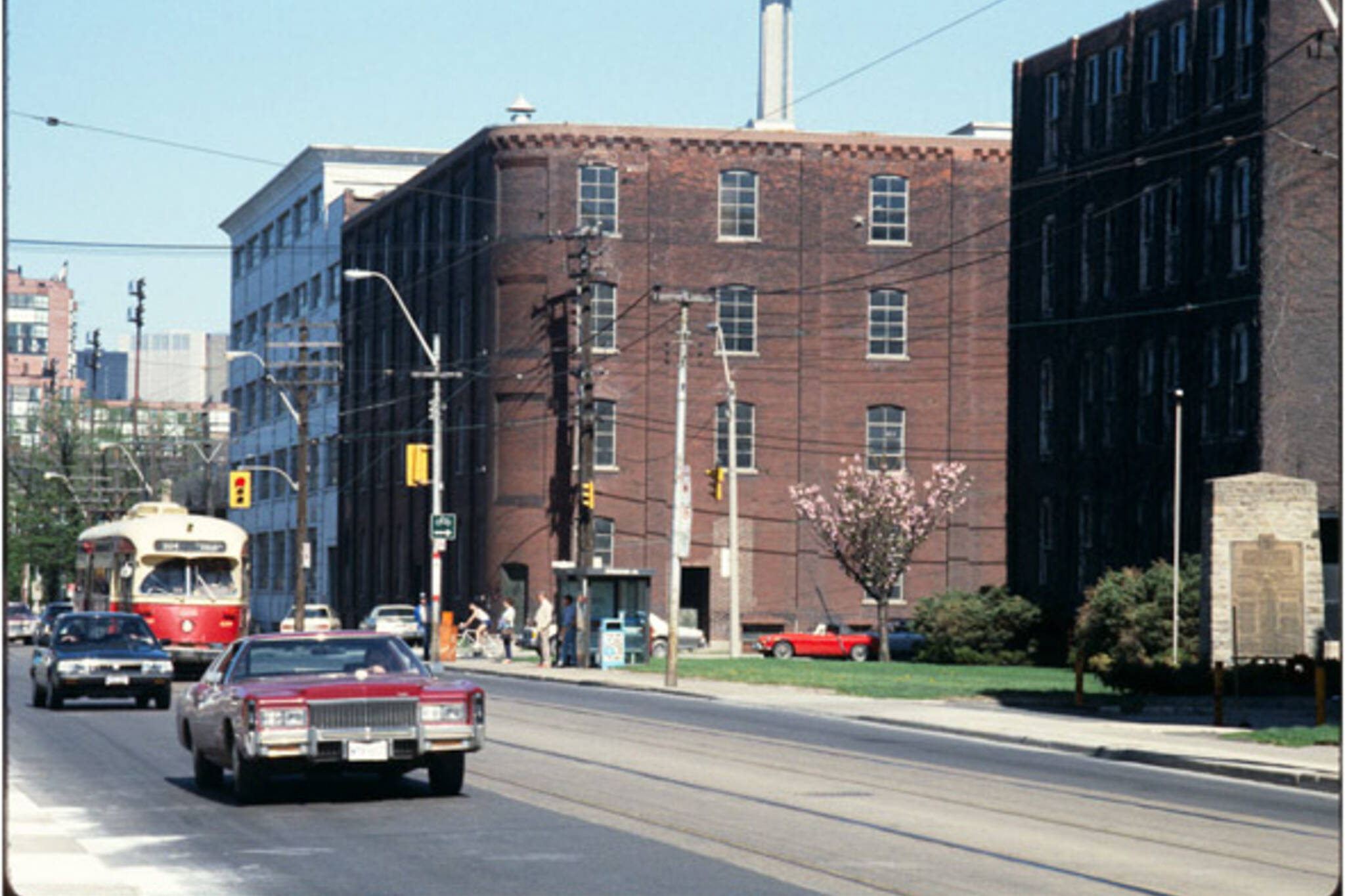 King West Toronto 1980s