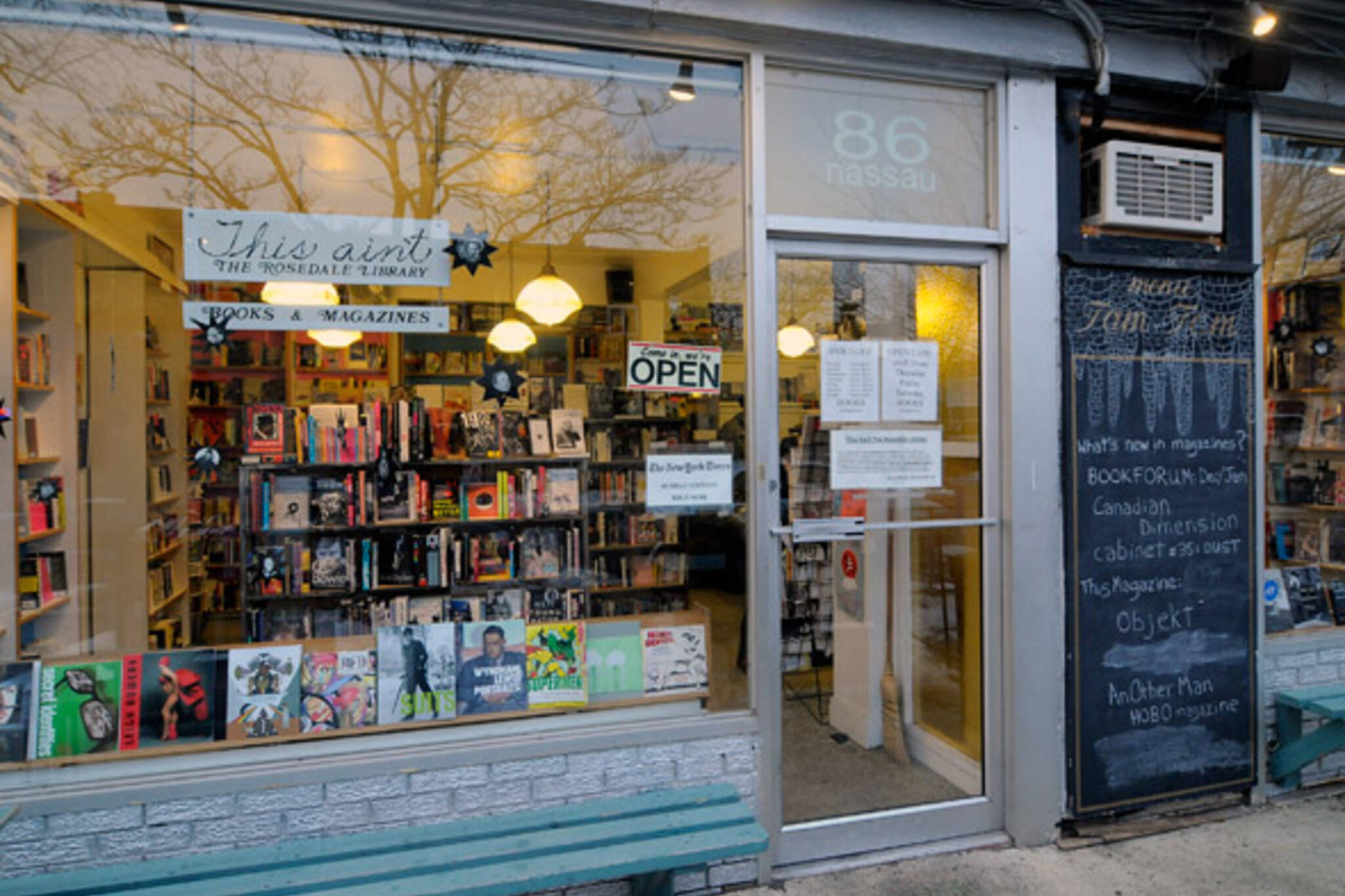 Toronto Independent Bookstores