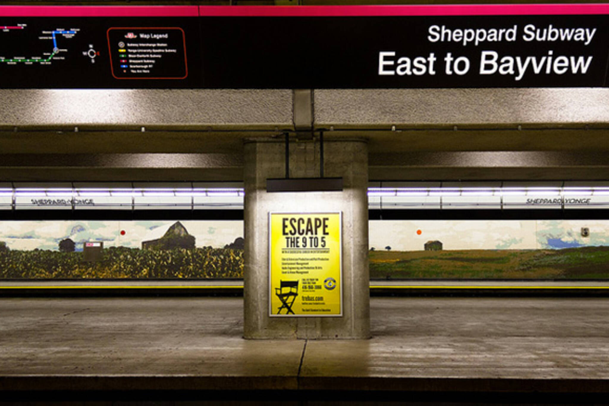 Sheppard Subway Report