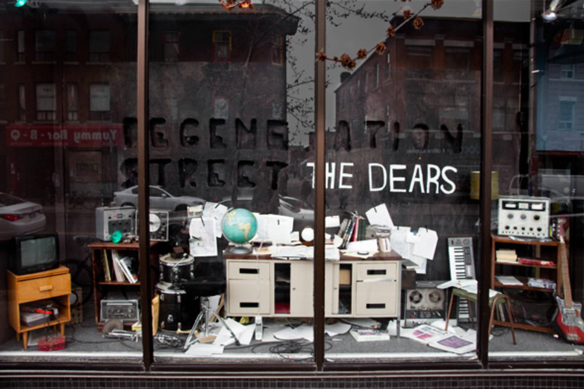 The Dears - Degeneration Street