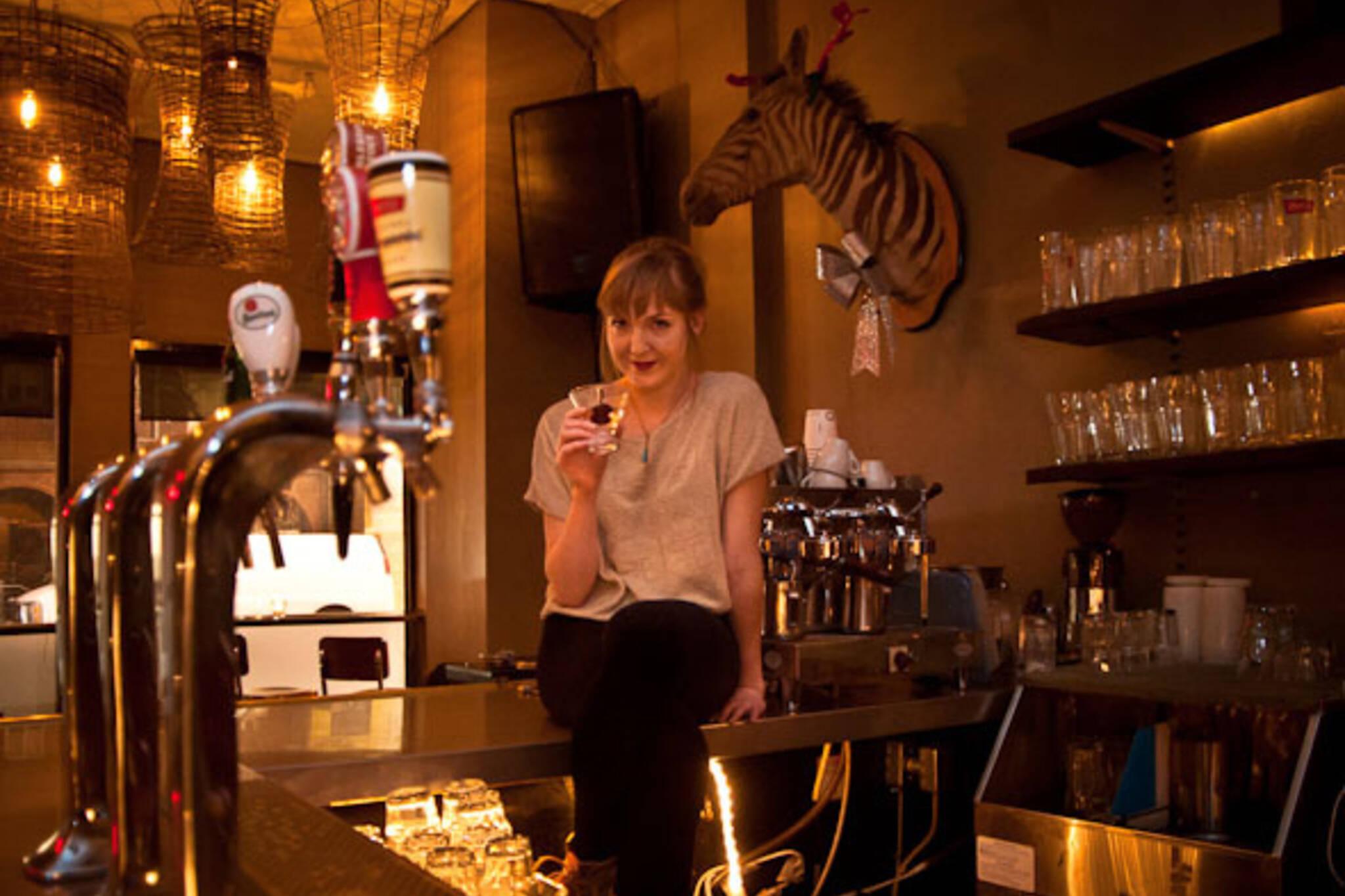 Bartender Ossington Toronto