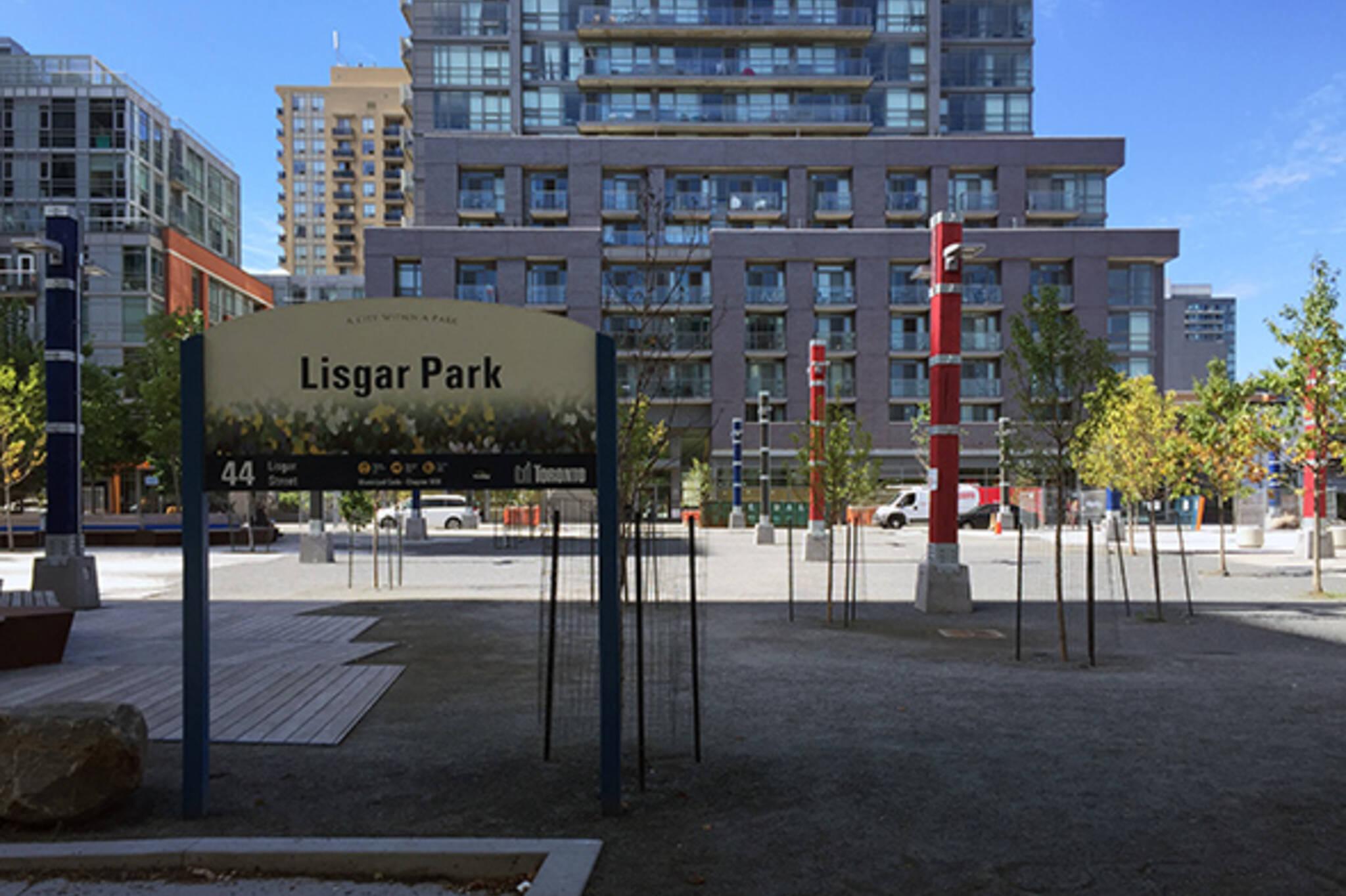 lisgar park toronto