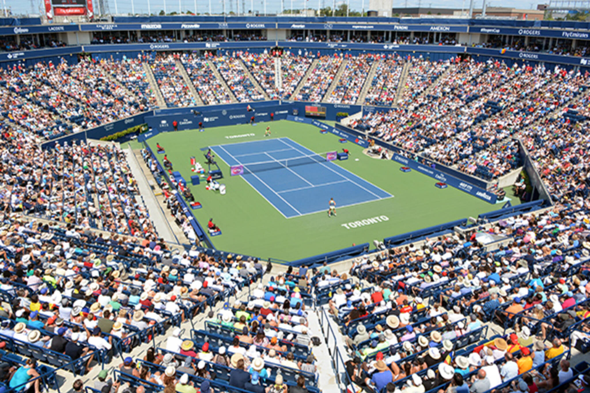 Rogers Cup toronto 2016