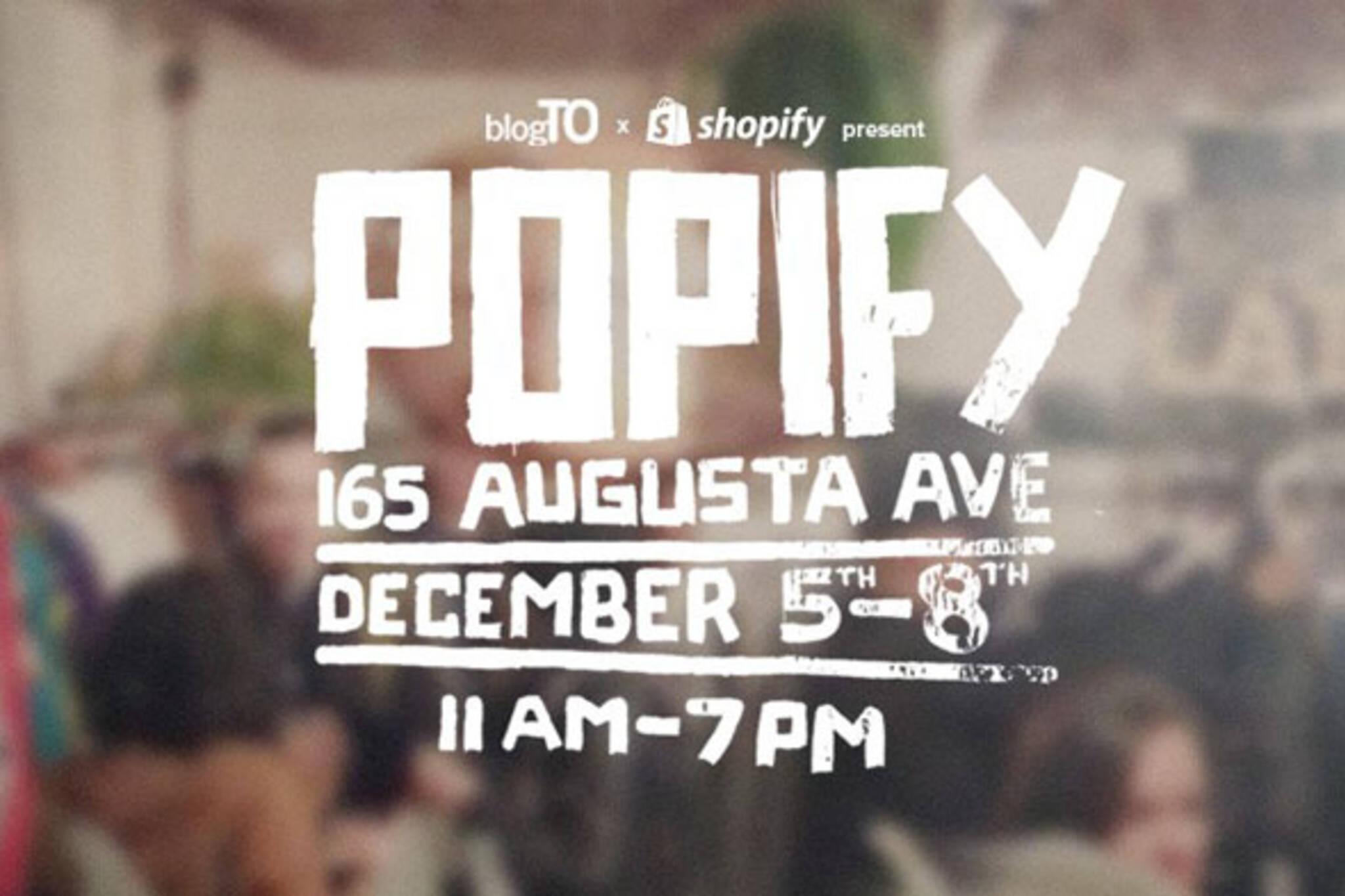 Popify Toronto