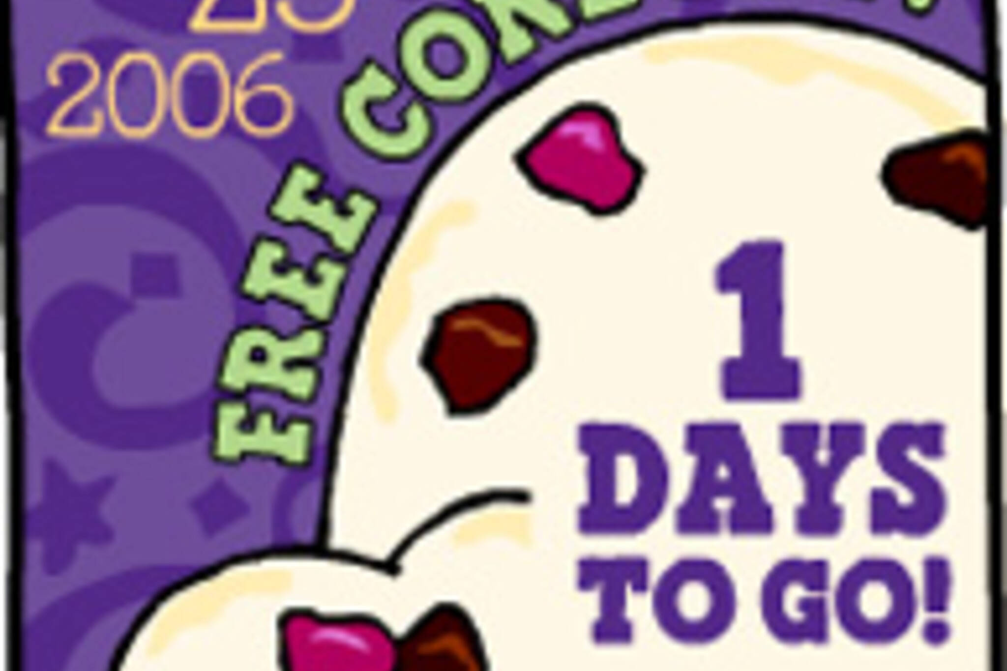 Free ice-cream is better than 15% off sex-toys anyday.  Image from www.benandjerrys.com