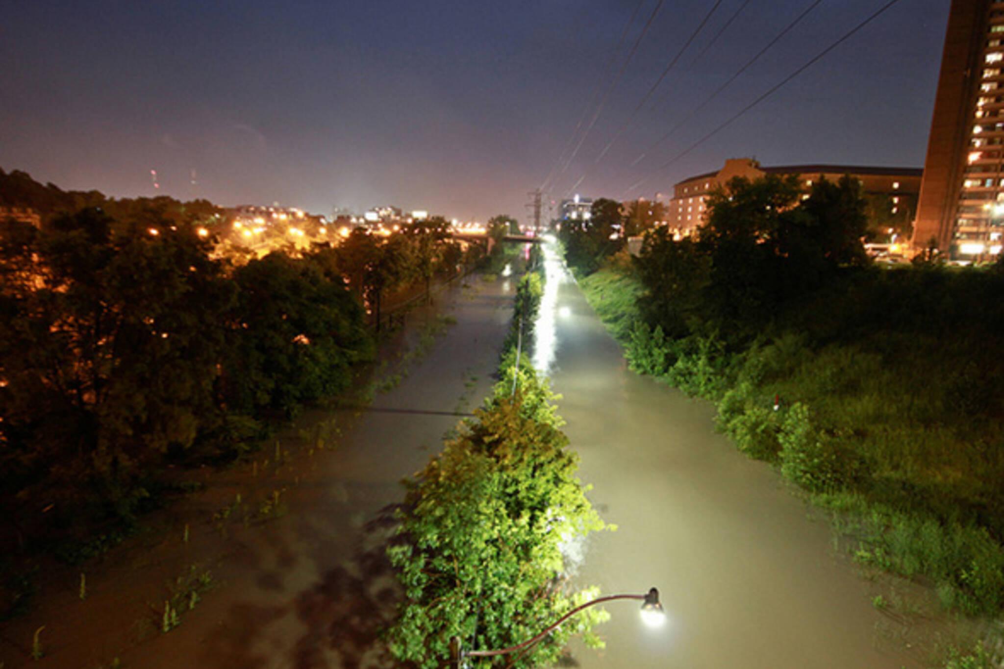 Don Valley Flood