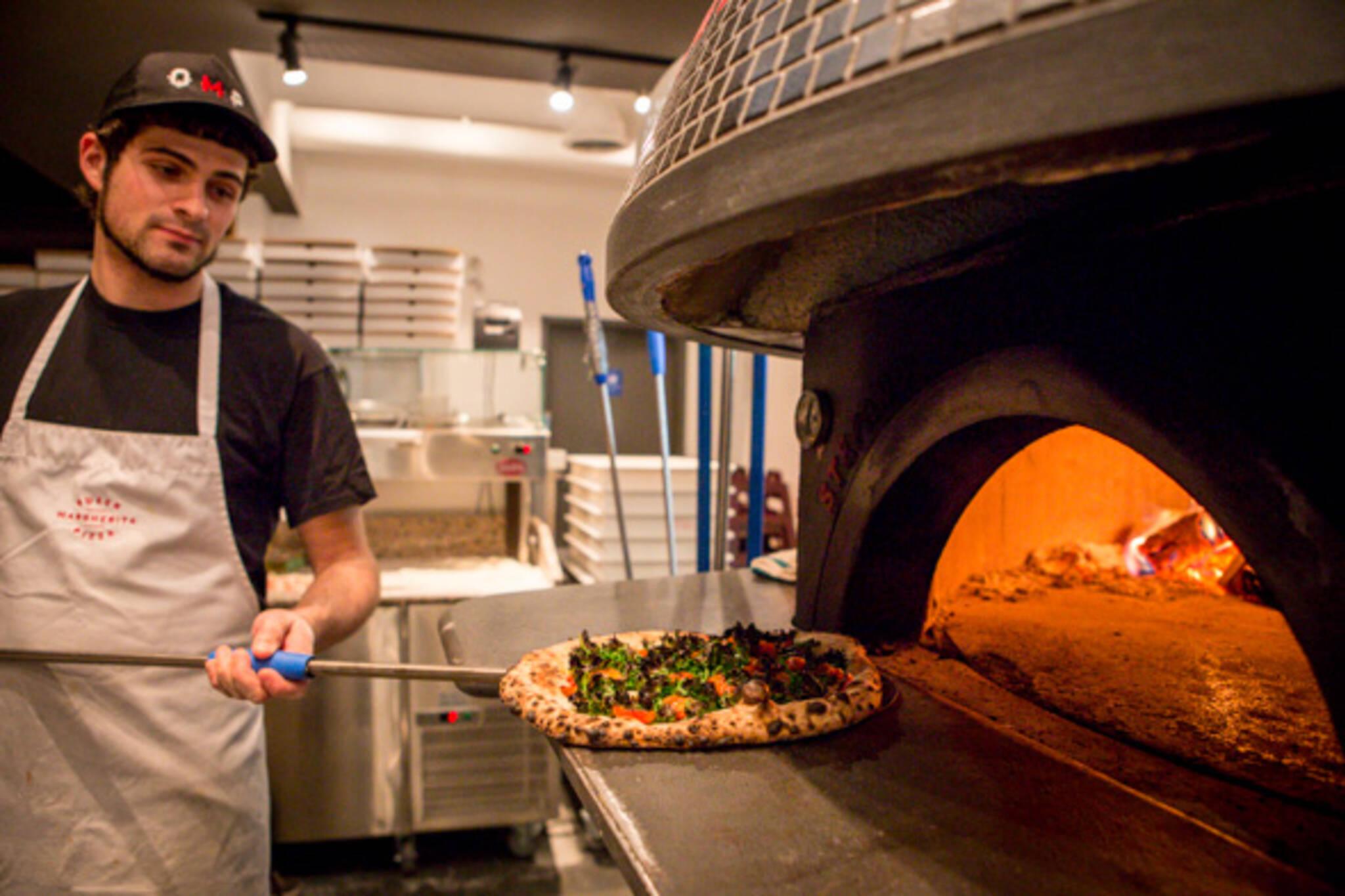 Queen Margherita Pizza