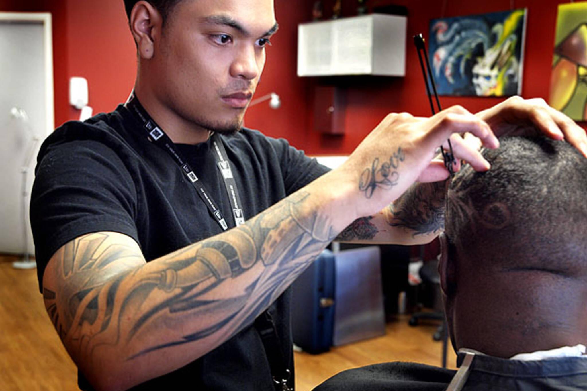 Barber Shop Danforth
