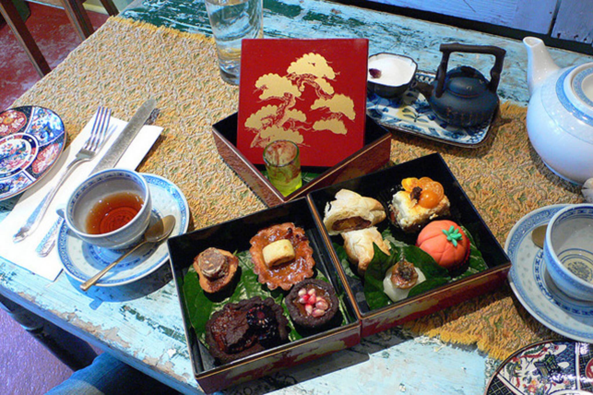 red tea box toronto
