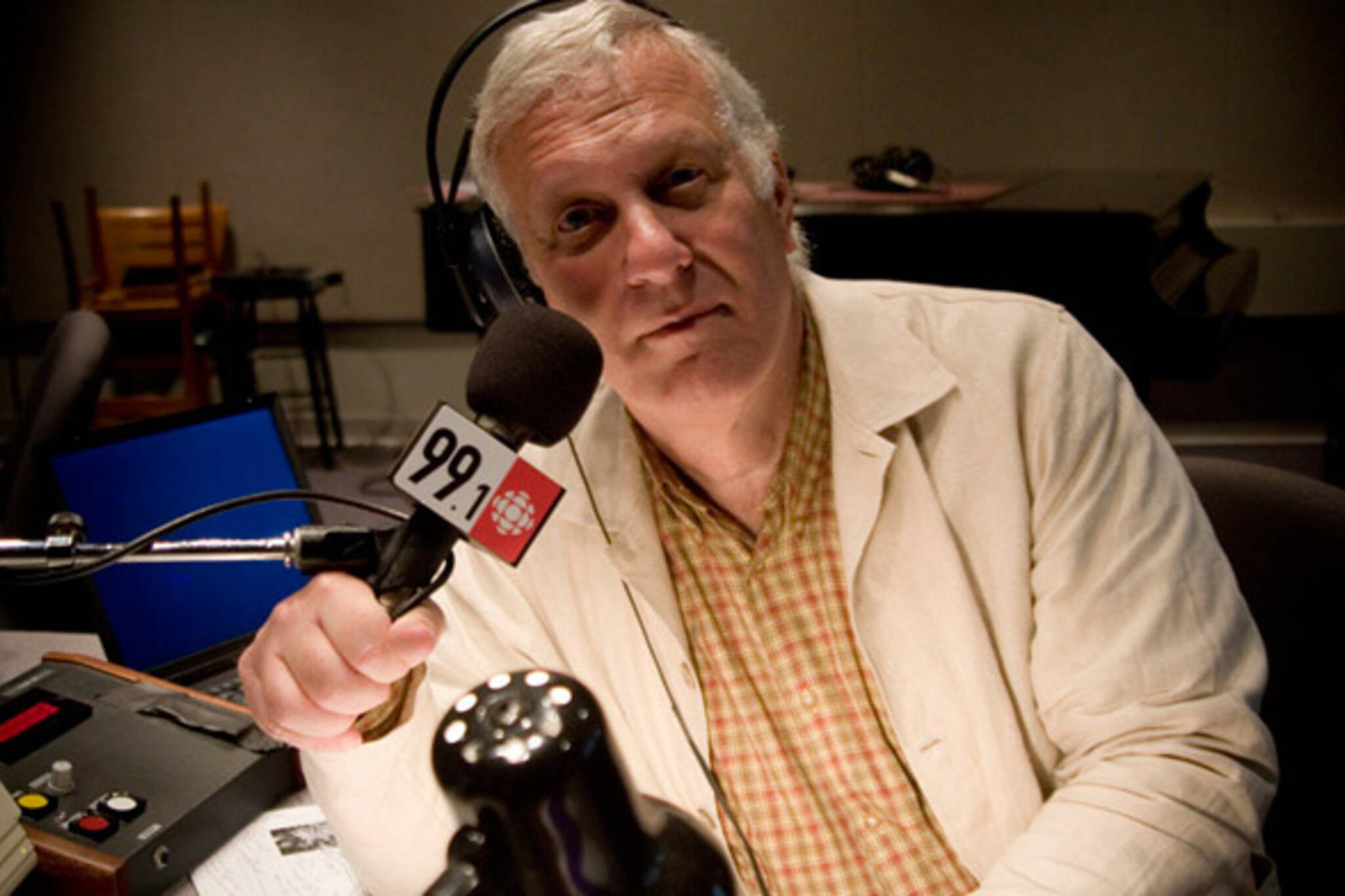Andy Barrie CBC