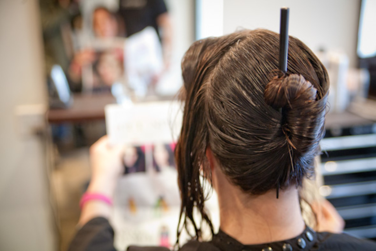 This Toronto Startup Turns Your Home Into A Hair Salon