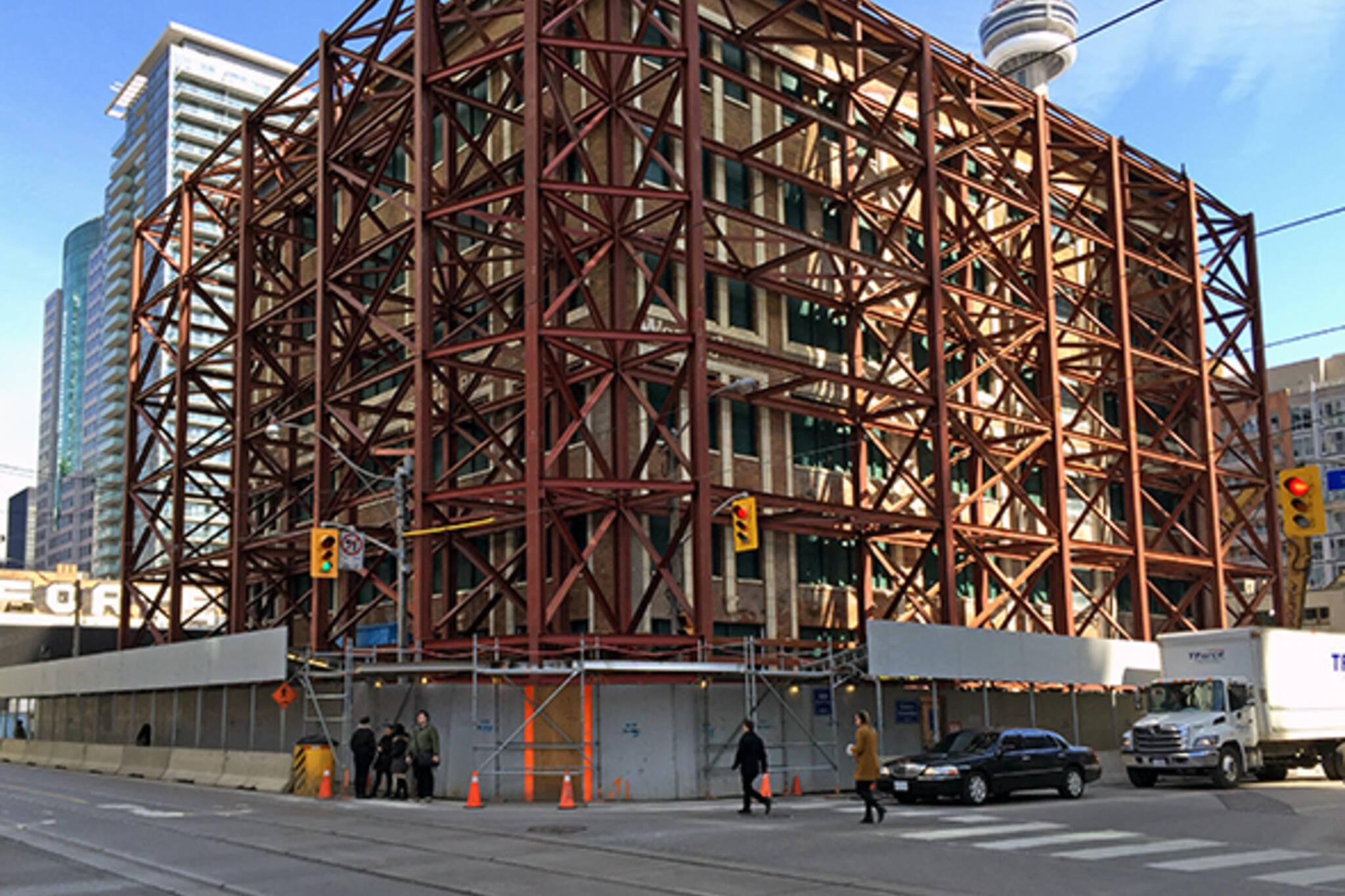 westinghouse building toronto