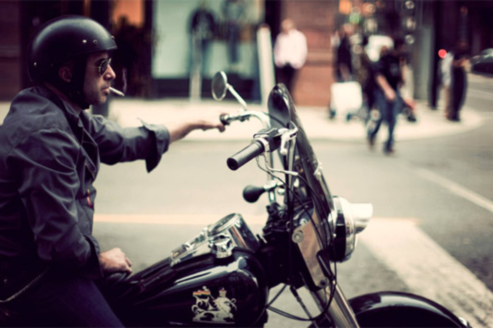 biker toronto