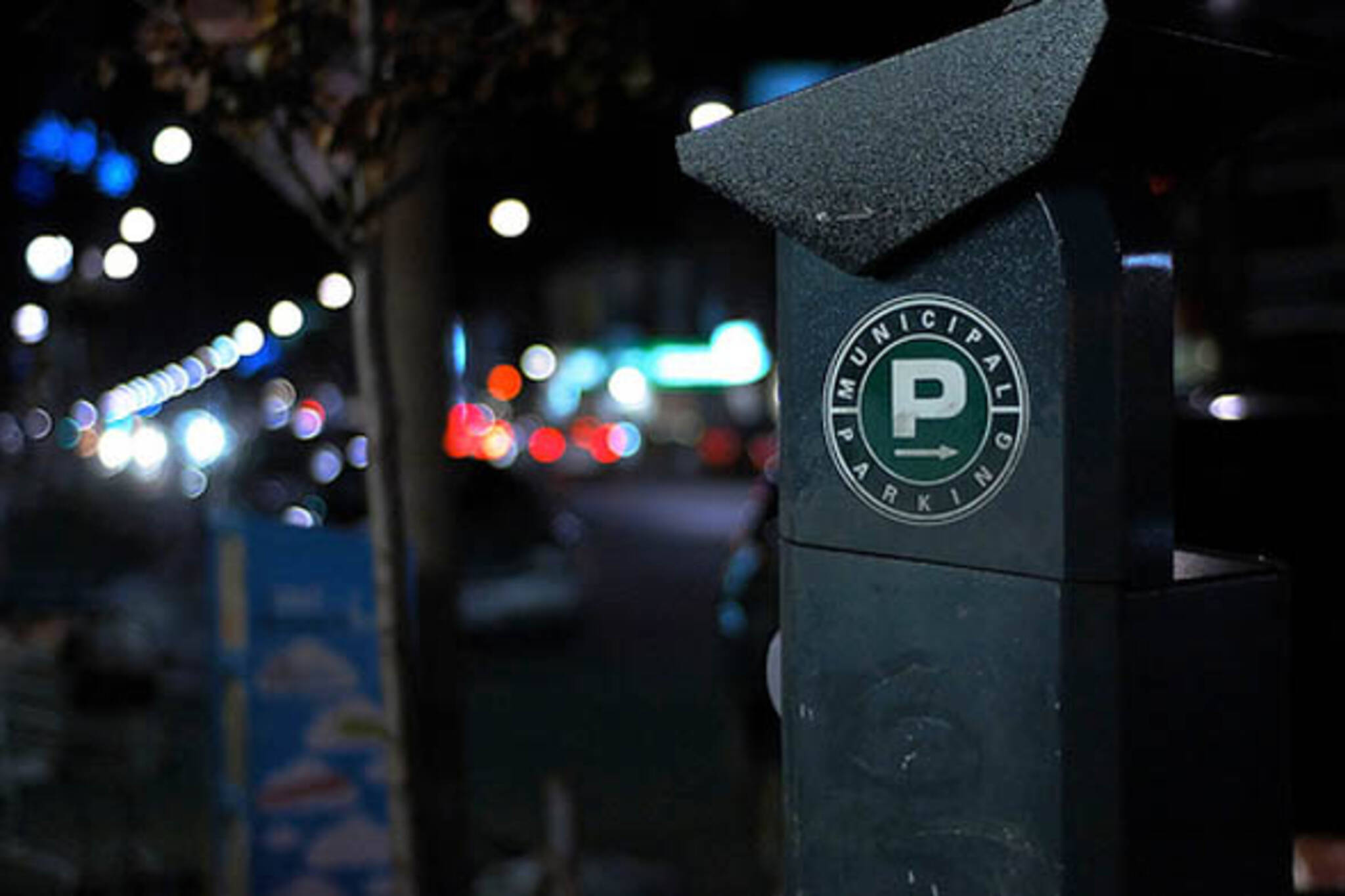 Green P parking web site toronto