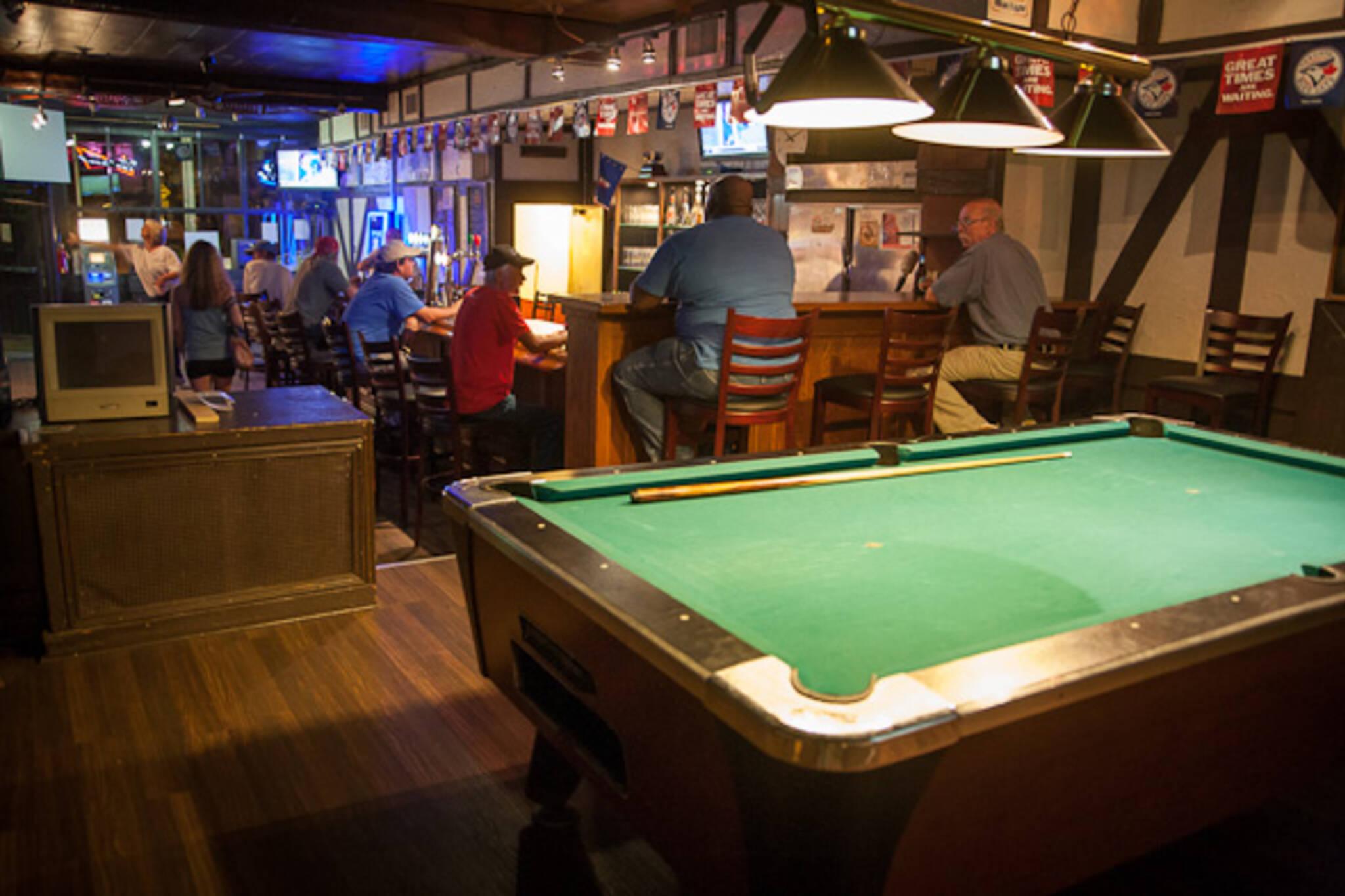 toronto danforth bar