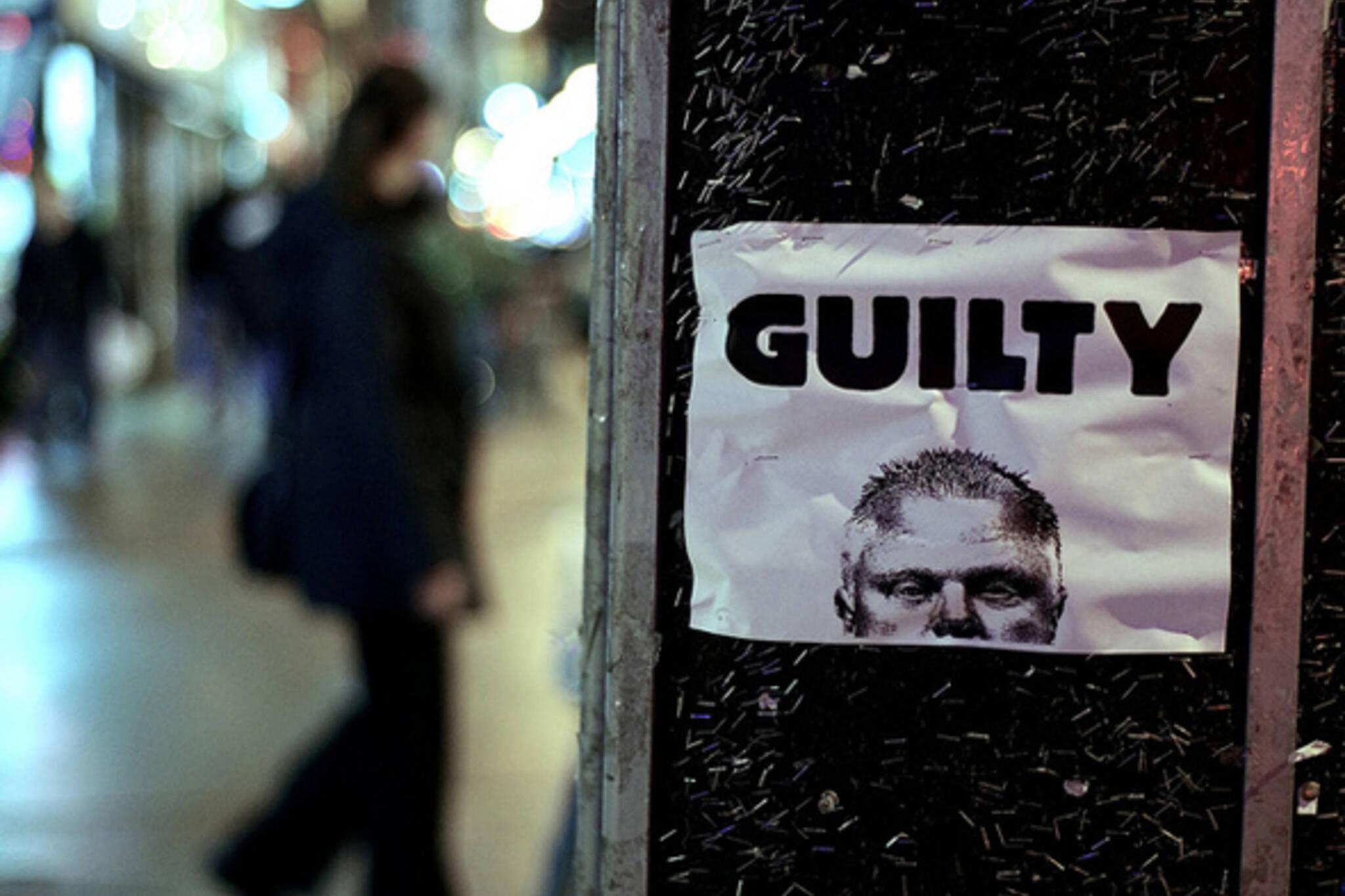 Rob Ford Trial