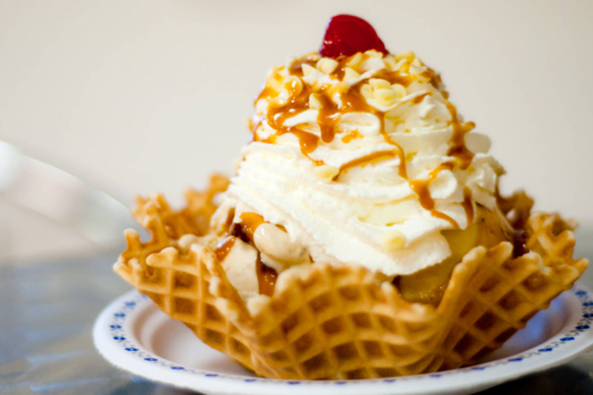 The Great Toronto Sundae Challenge: Sweet Creamery