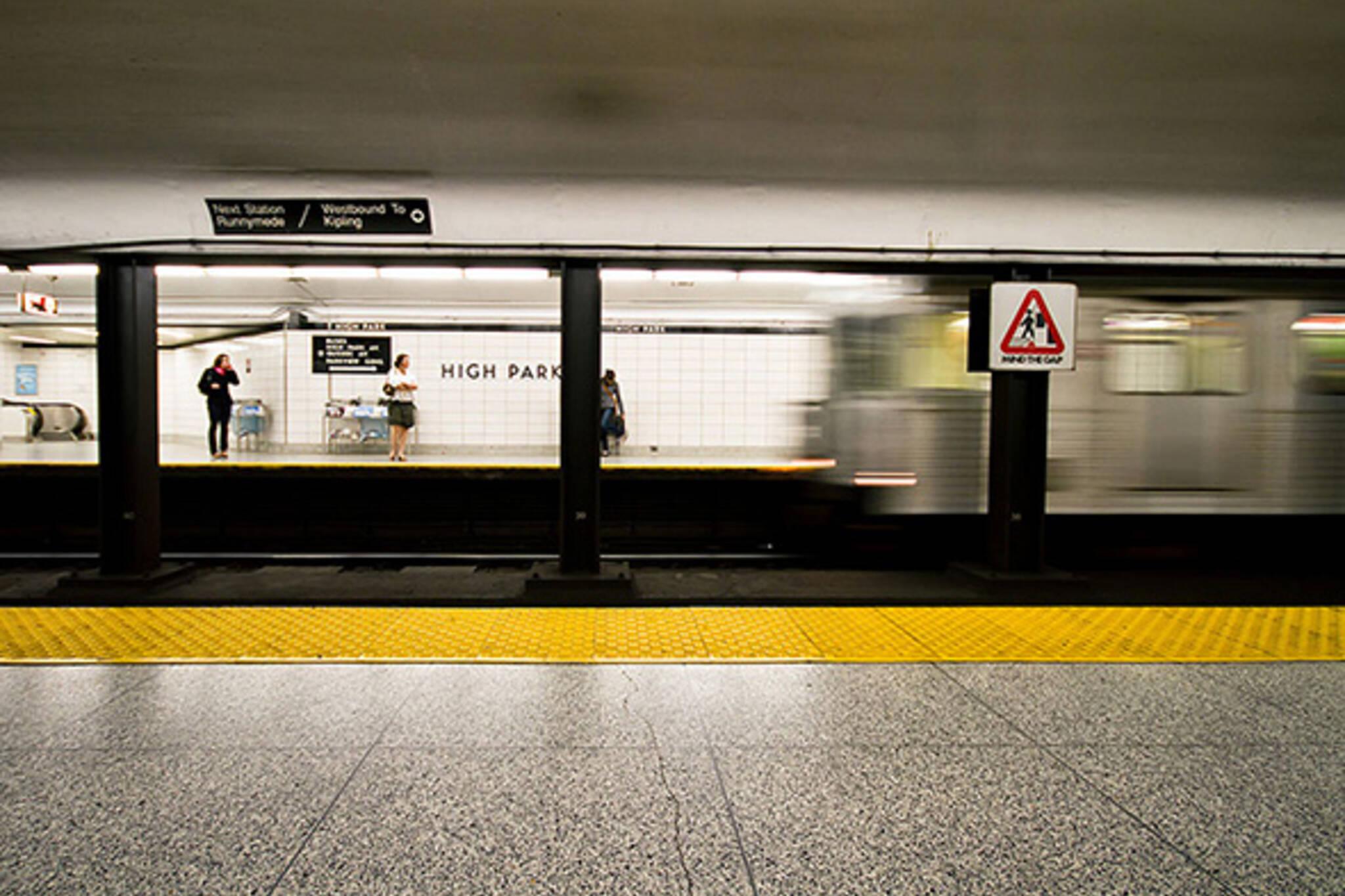 TTC Late Night subway service