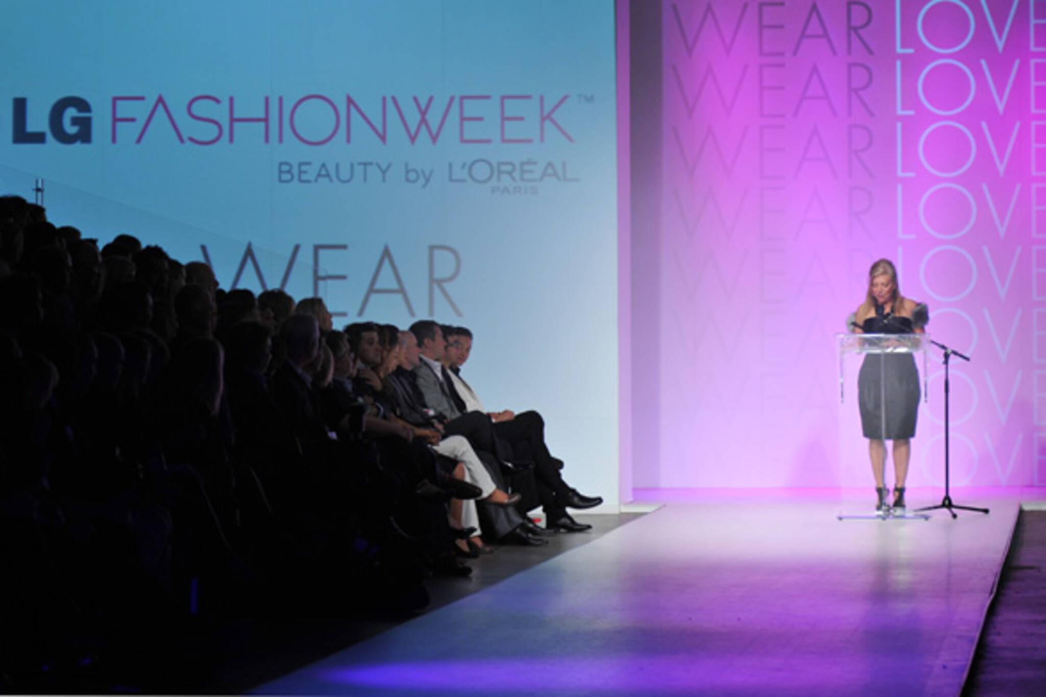 Toronto Fashion Week sold
