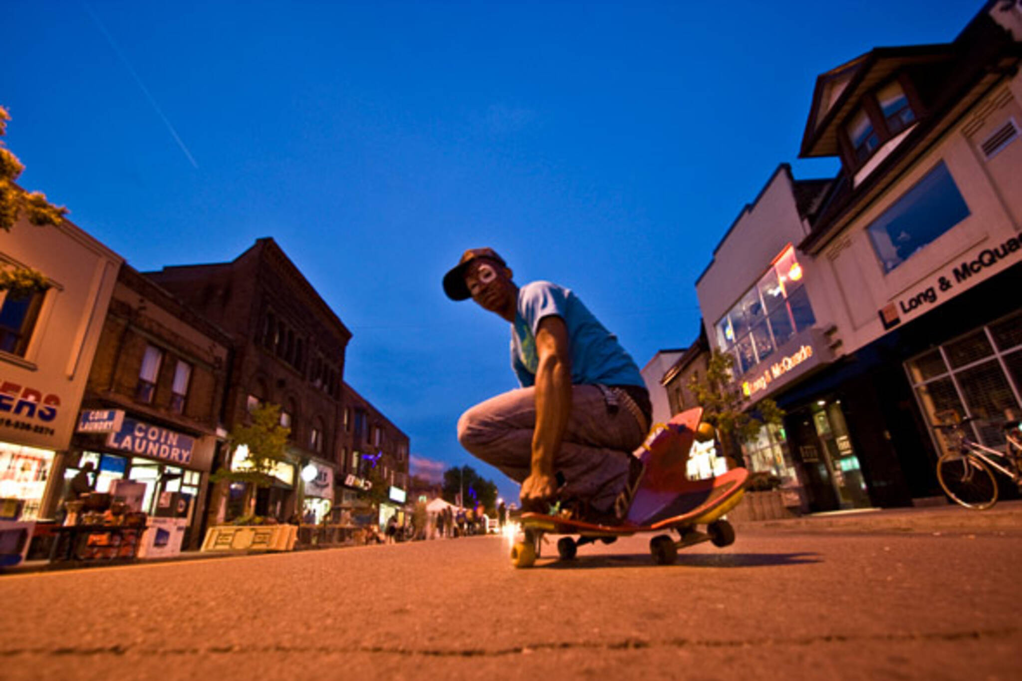 toronto skateboarder