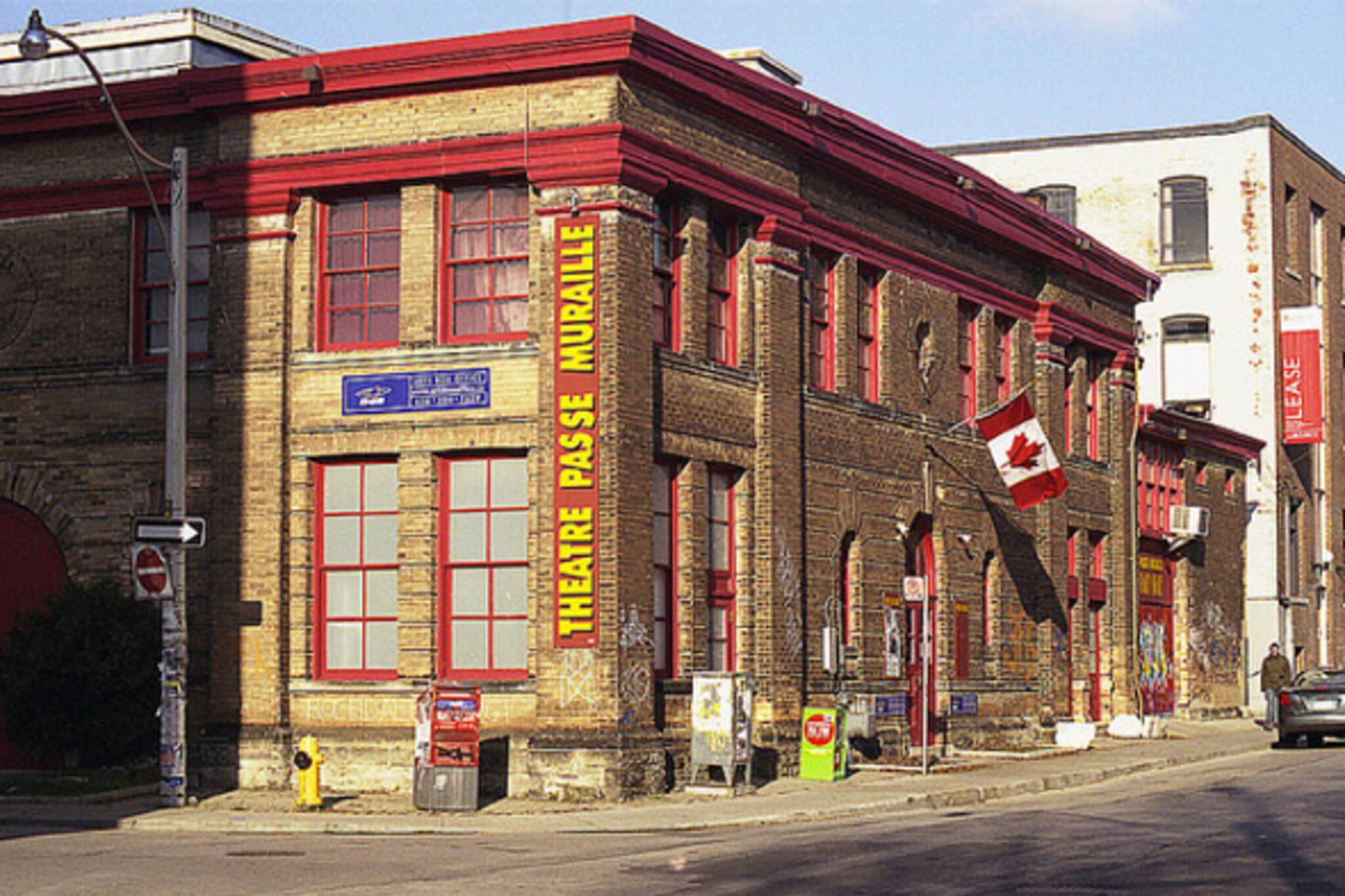 Toronto theatre