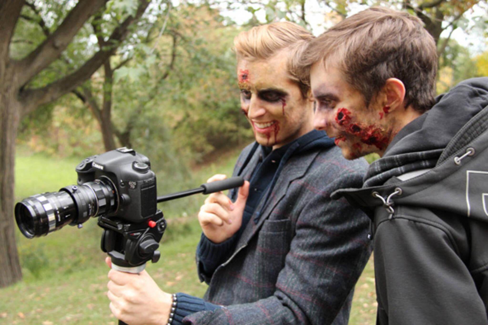 Zombie Walk Toronto Video