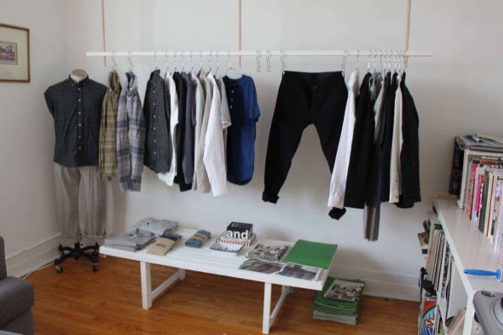 Inside Markus Uran S Studio And Showroom On Harbord