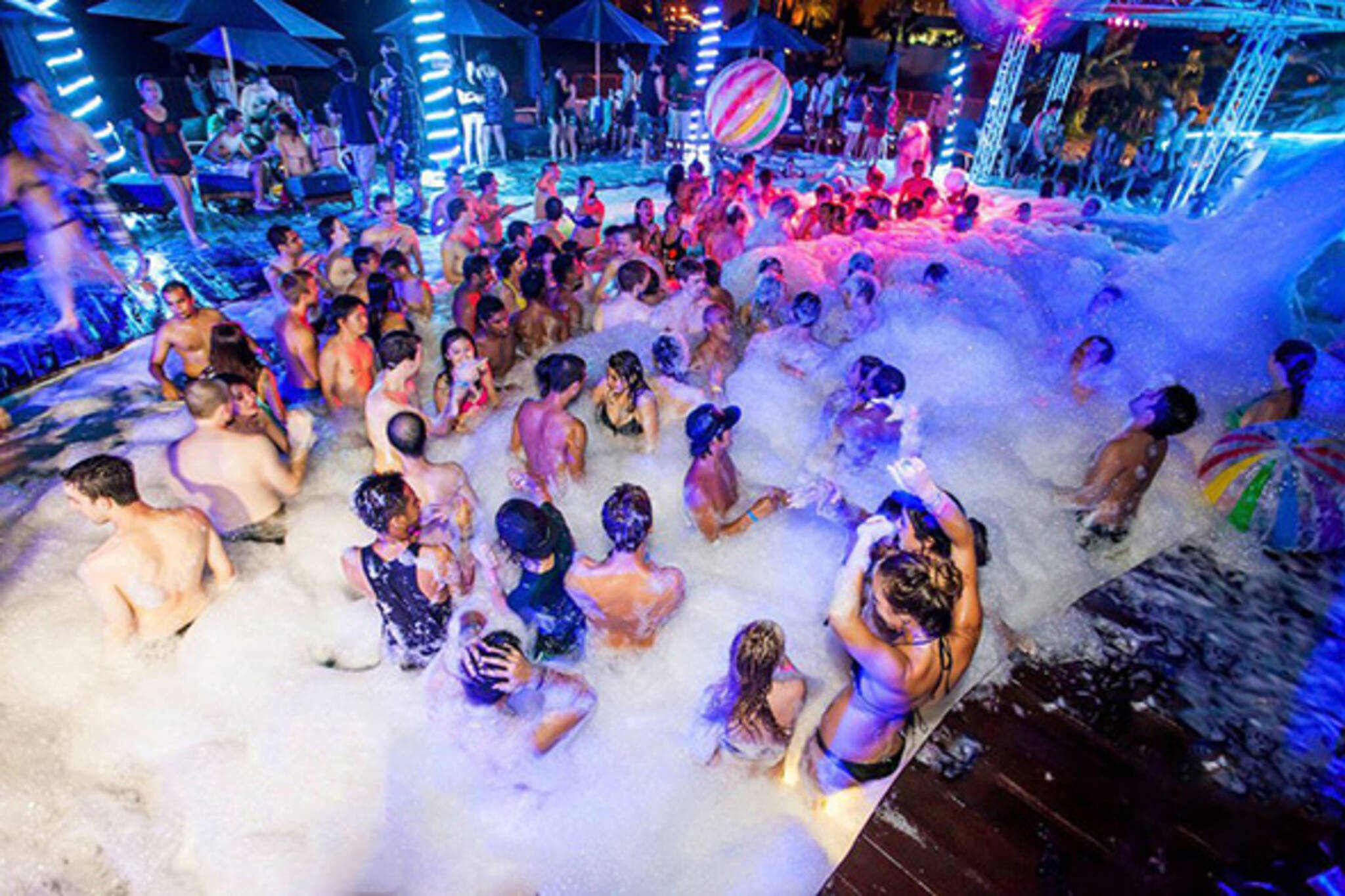 Huge Foam Party Planned For Canada Day In Toronto