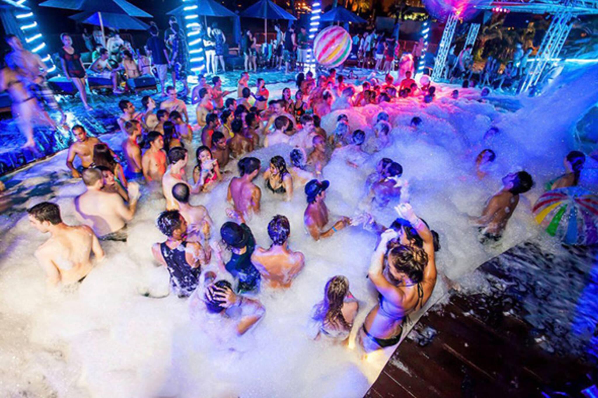 foam party toronto