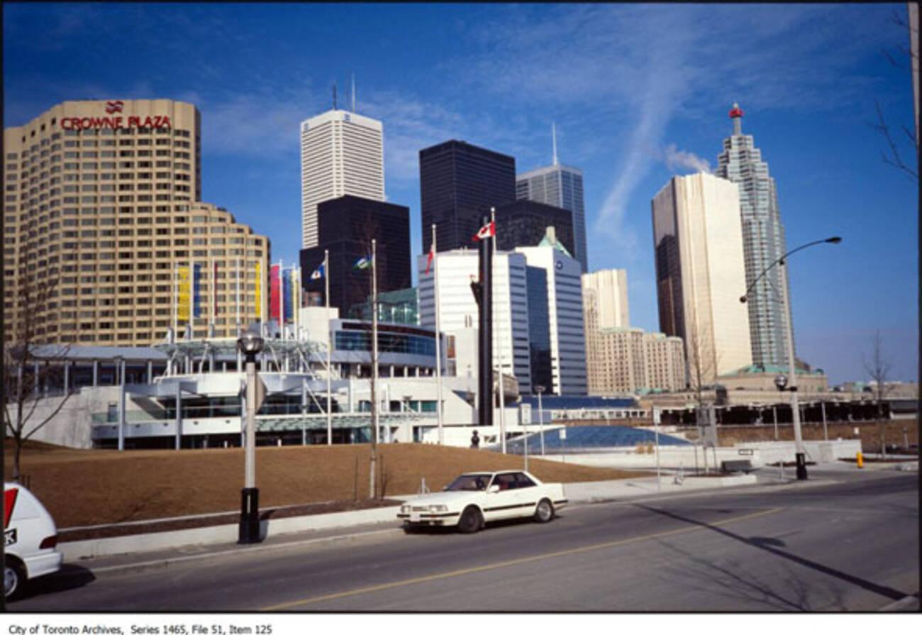 10 key Toronto interse...