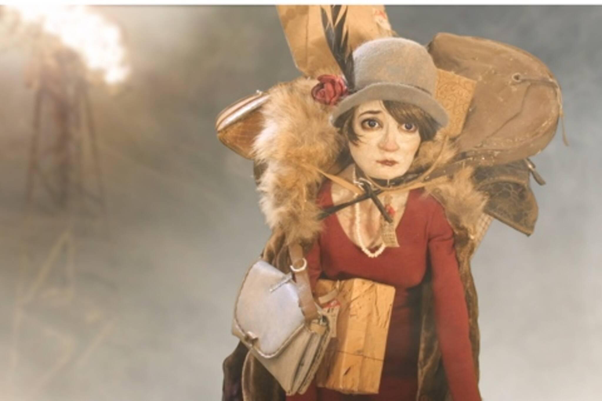 Madame Tutli-Putli at Get Animated!