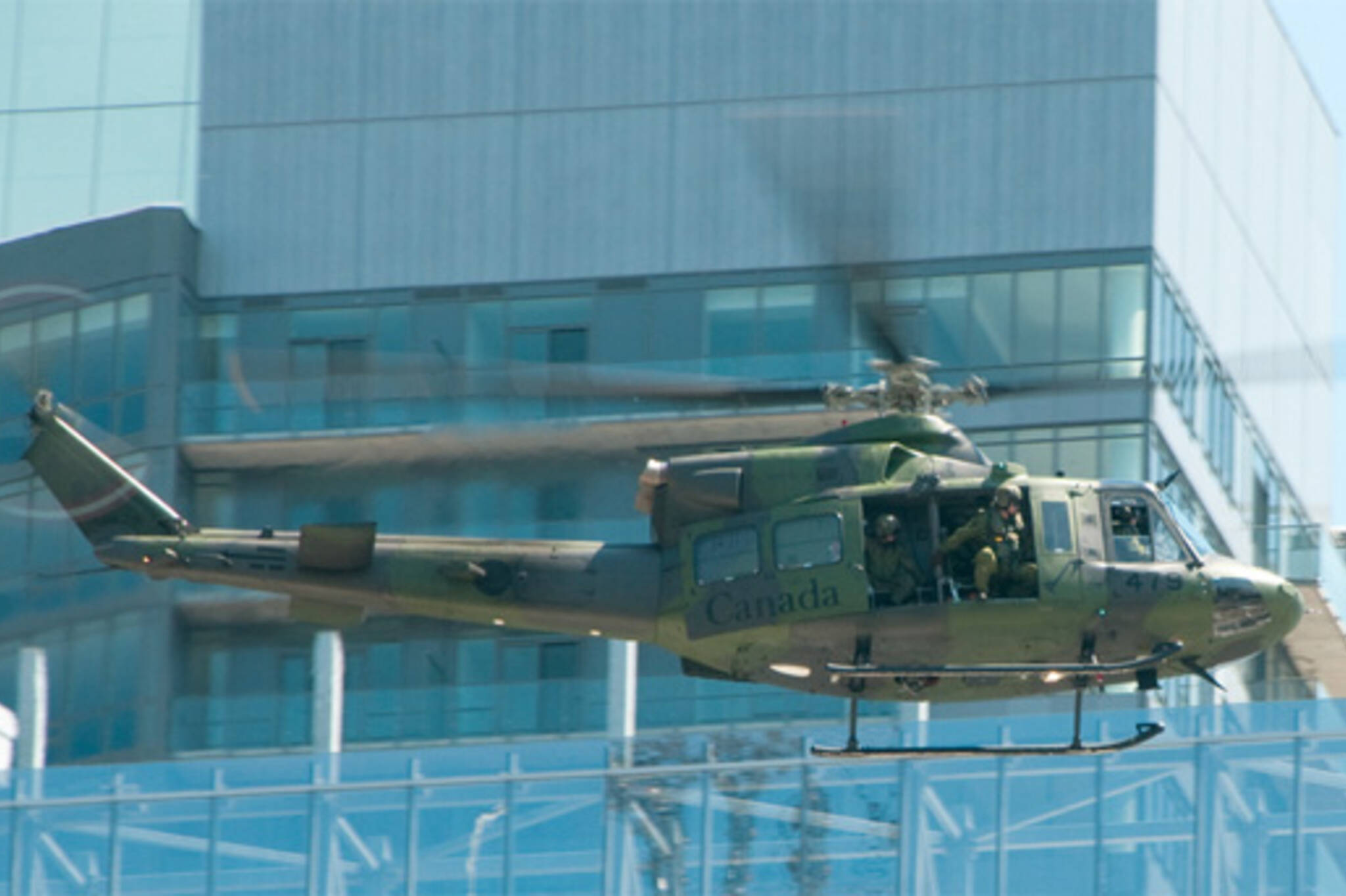 g20 helicopters toronto