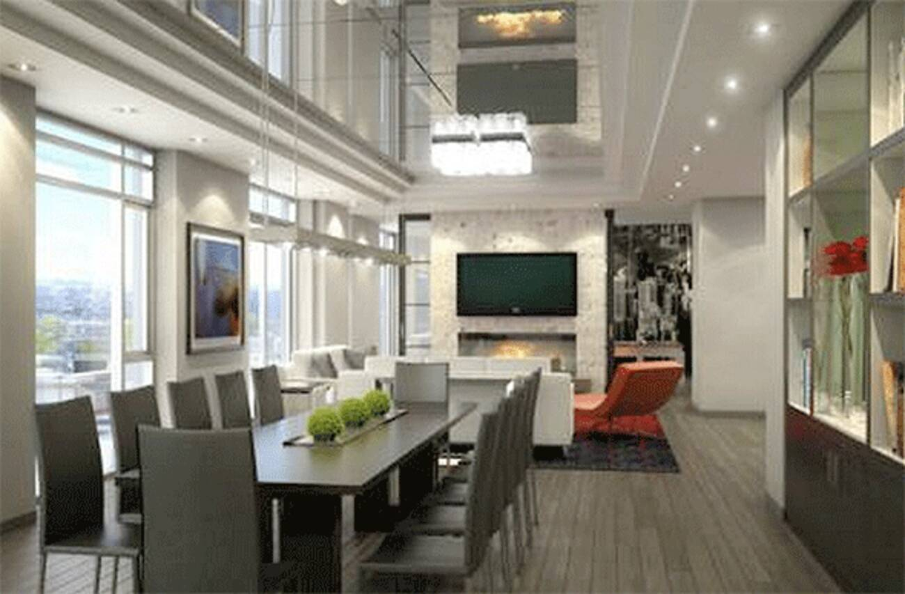 New In Toronto Real Estate The College Condominium