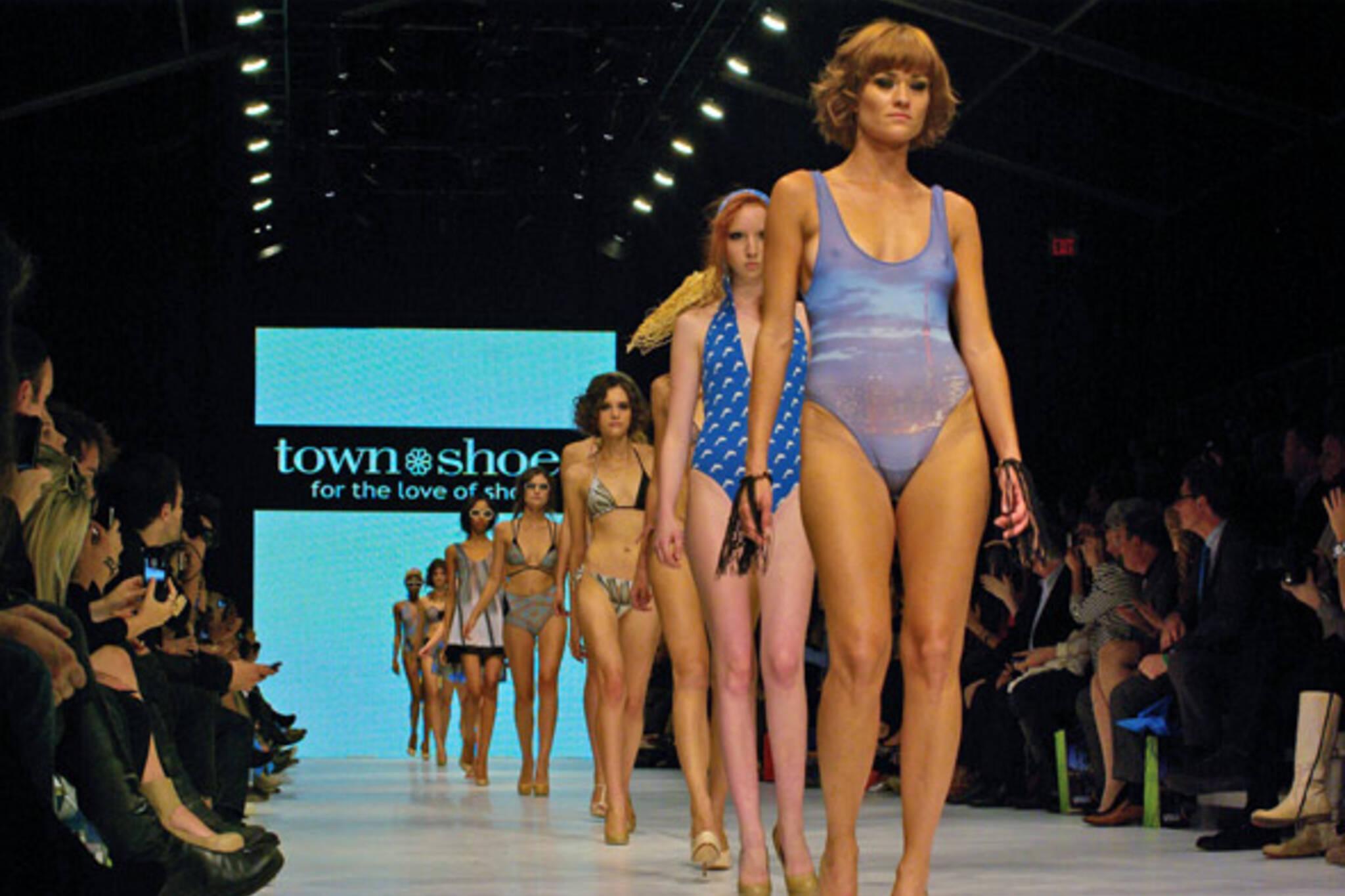 Tosca Delfino Swimwear LGFW