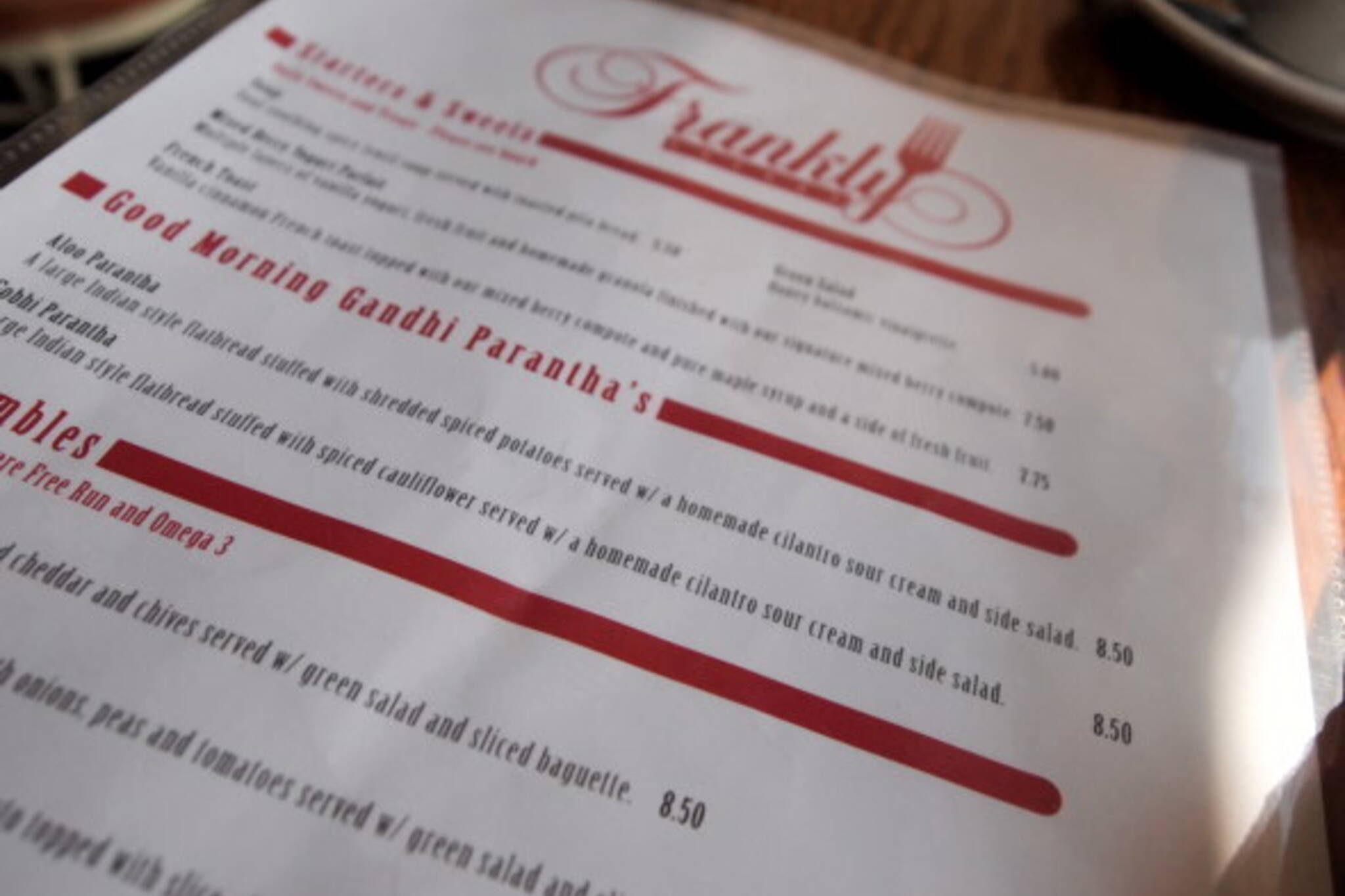 Frankly Eatery