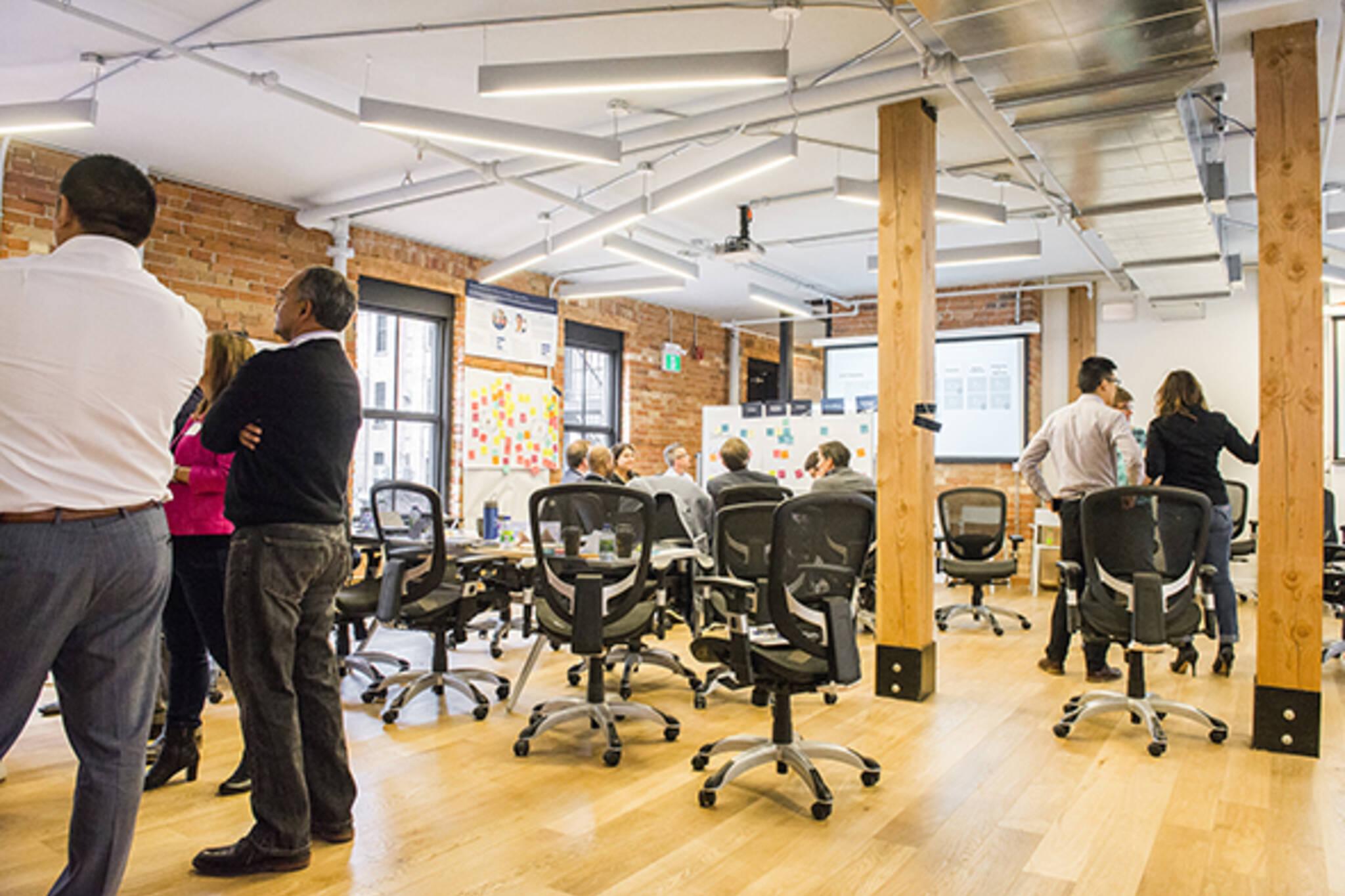startup open house toronto