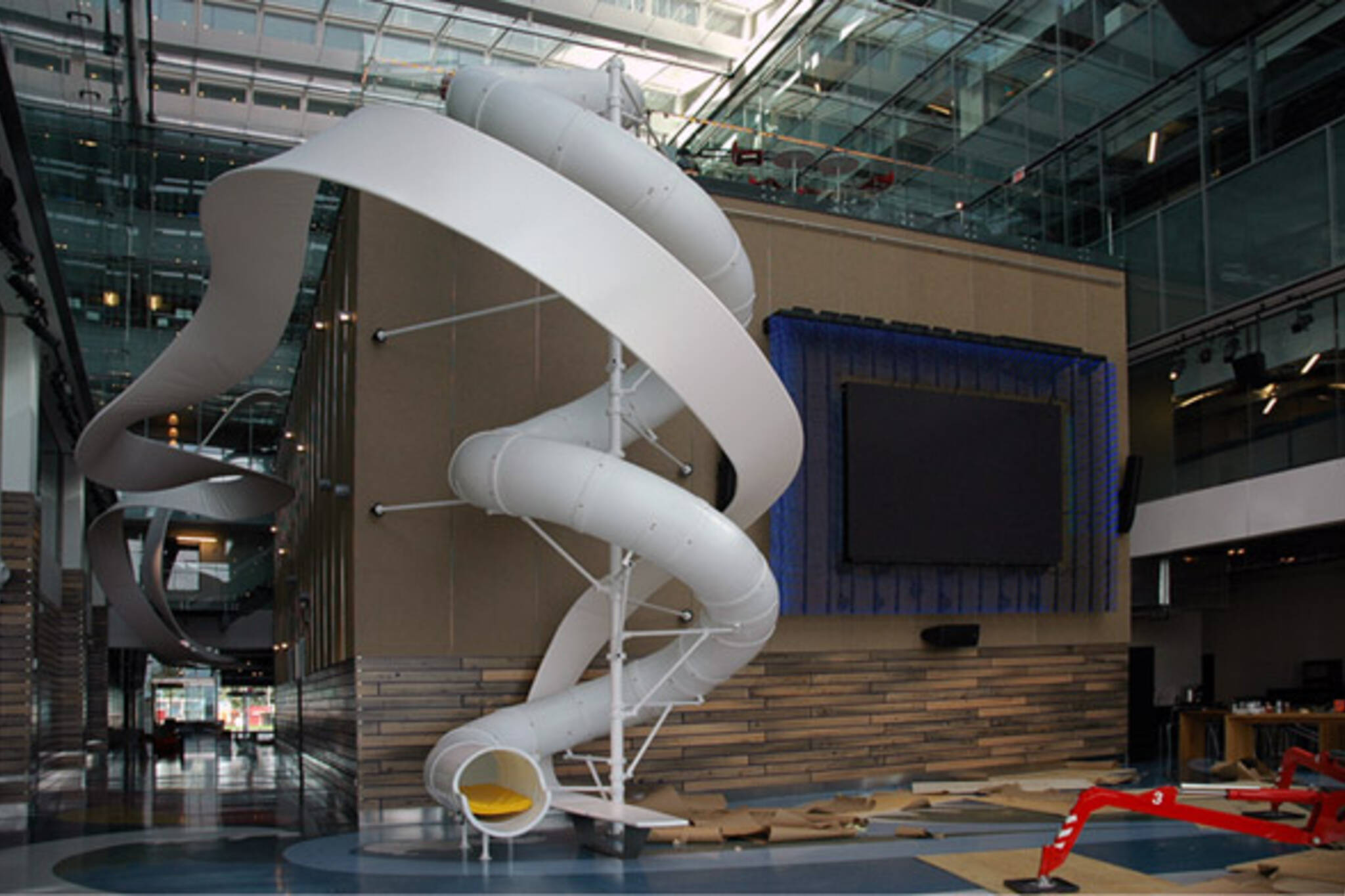 Corus Entertainment Slide