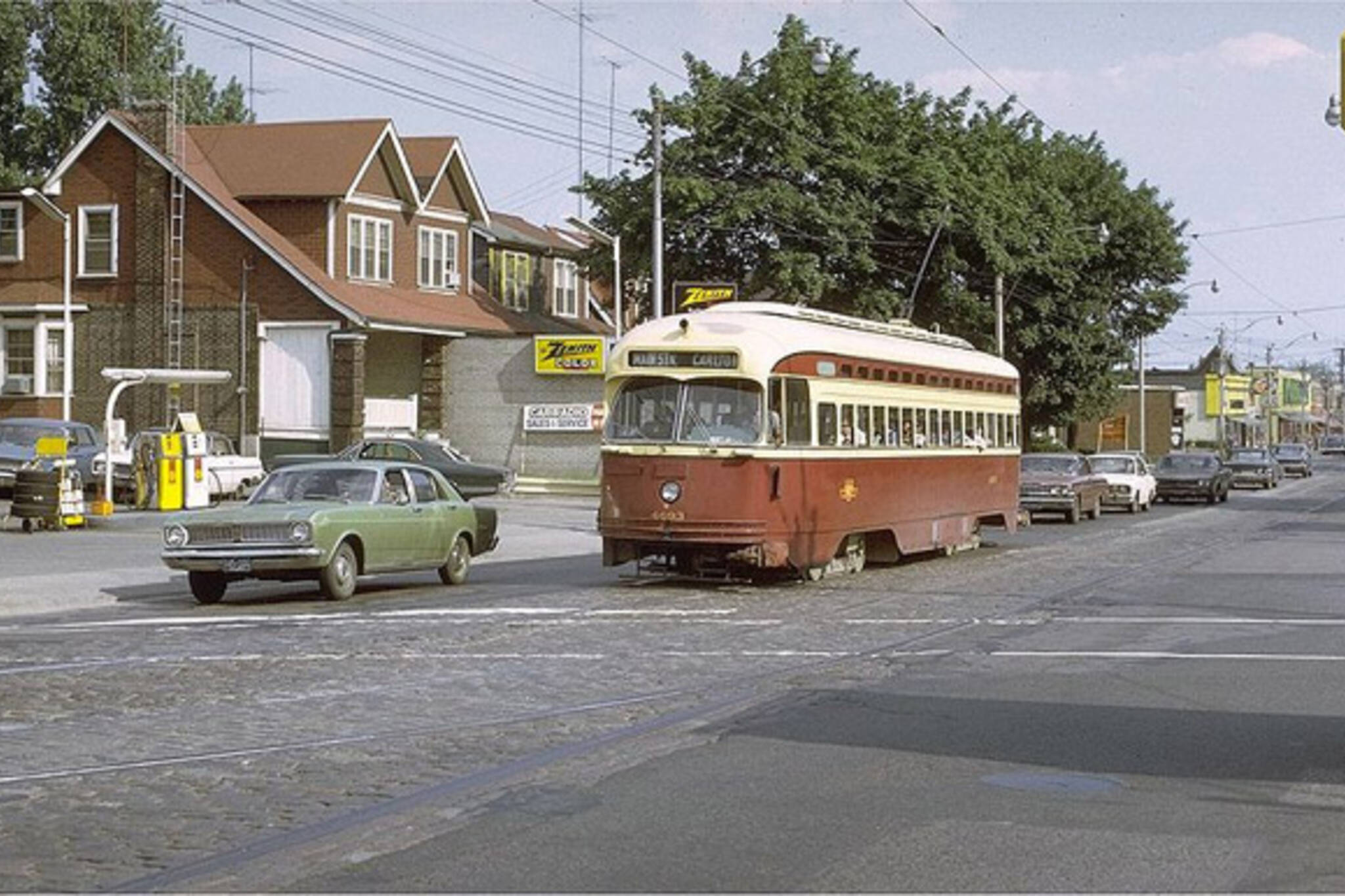 1970s Toronto