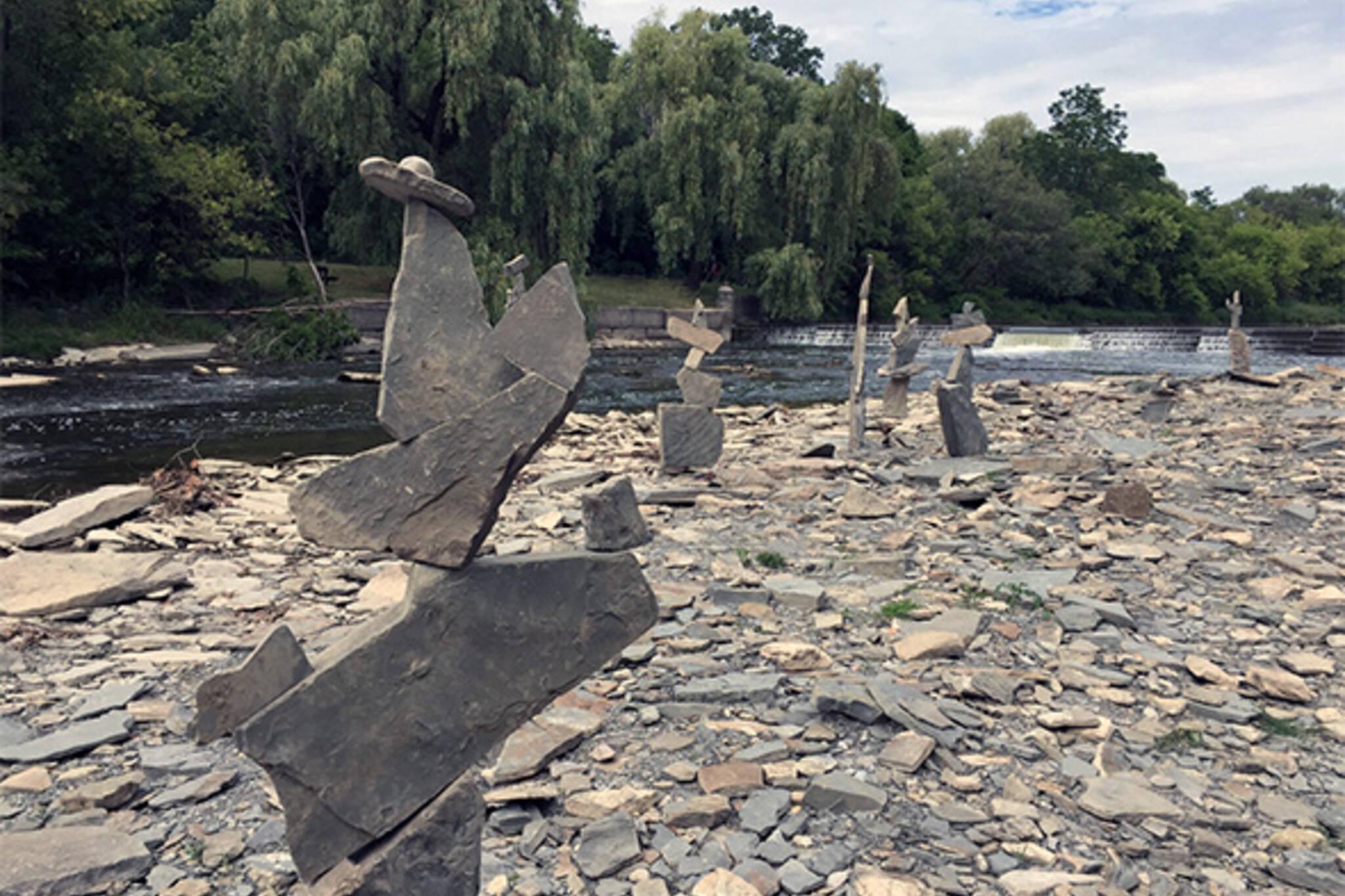 humber valley rock scluptures