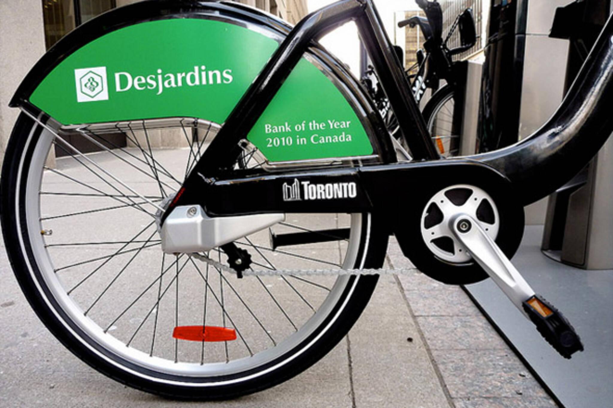 BIXI Bike Toronto
