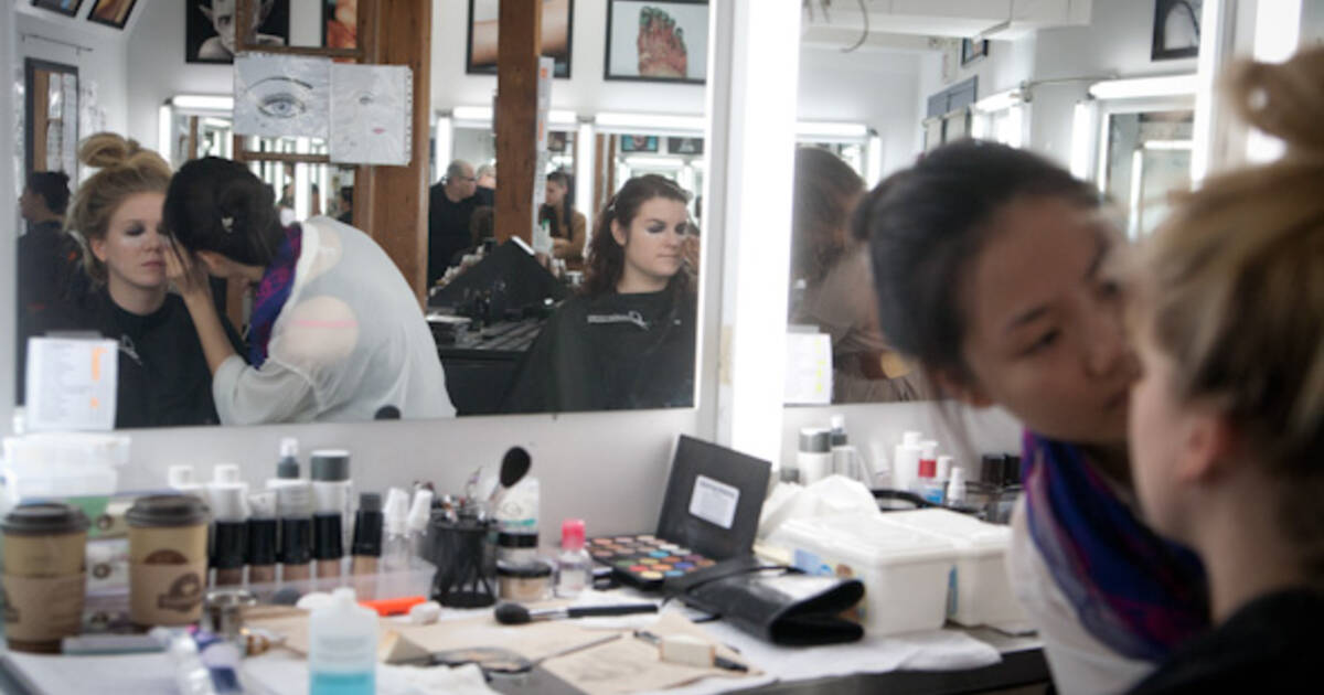 Makeup Artist And Design Schools In Toronto