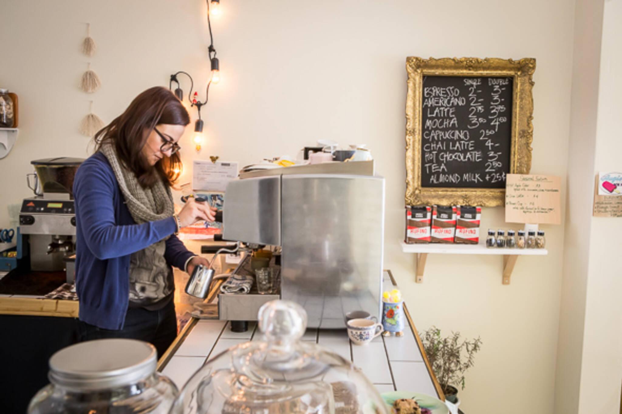 cafe toronto