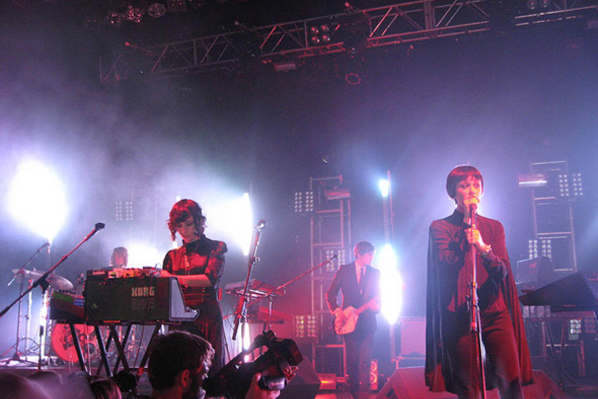 Toronto hot ticket concerts