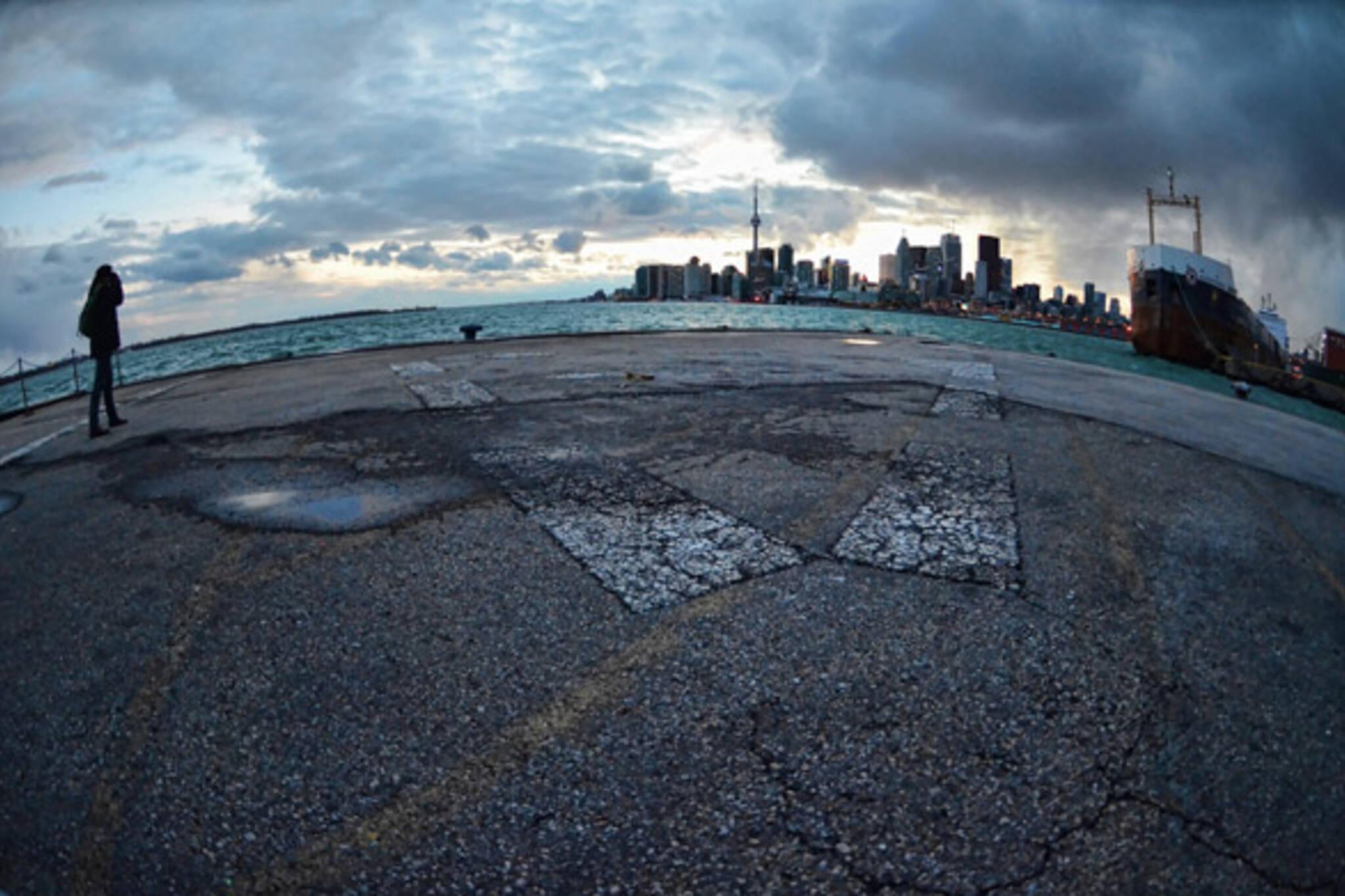 Polson Street Toronto