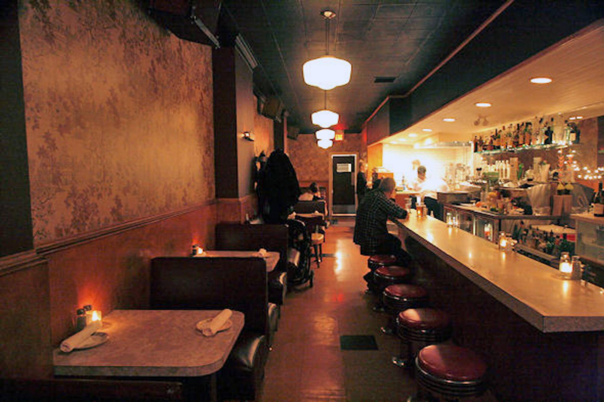 Vintage Diner Roncesvalles